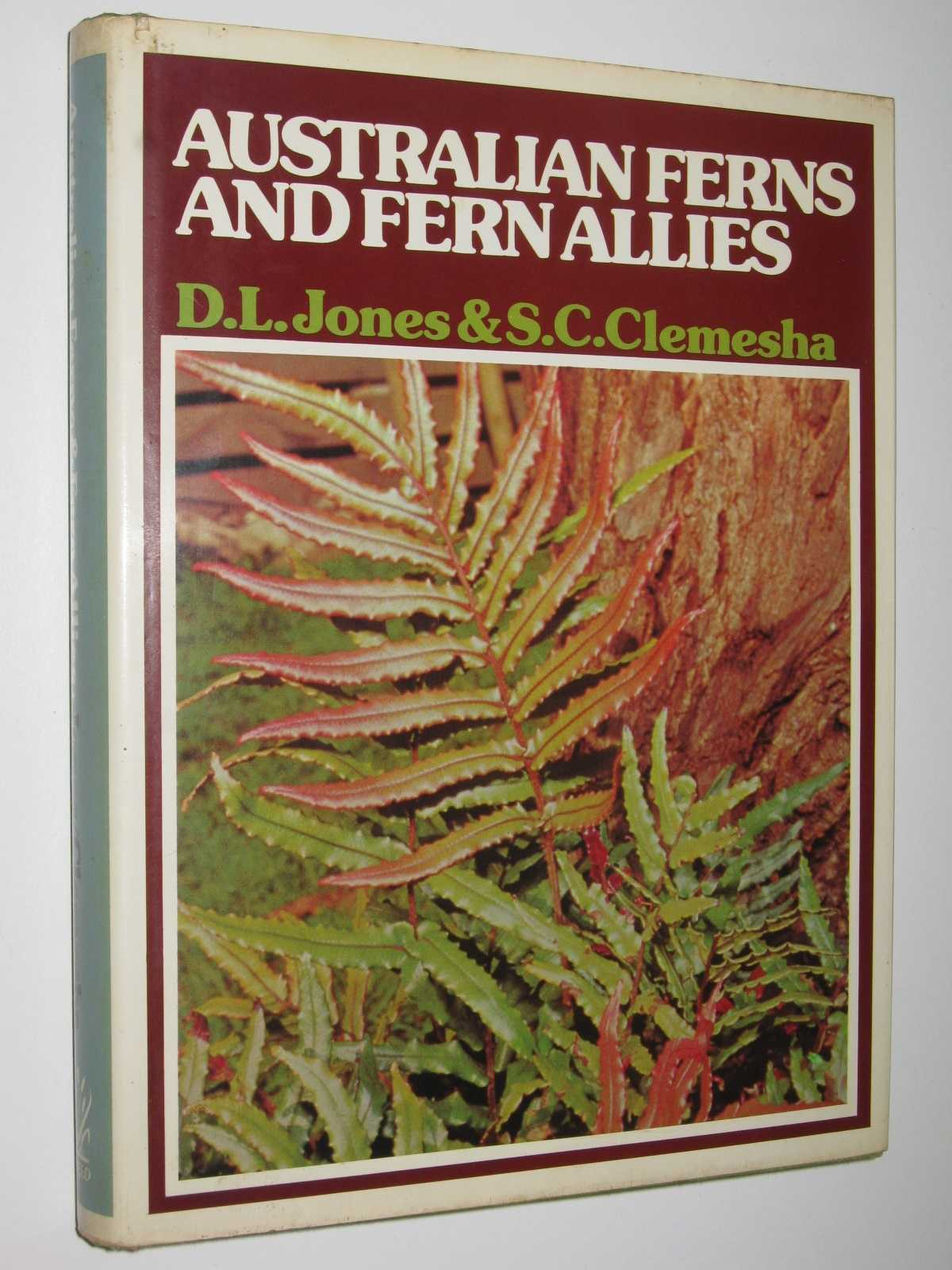Image for Australian Ferns and Fern Allies : With Notes on Their Cultivation