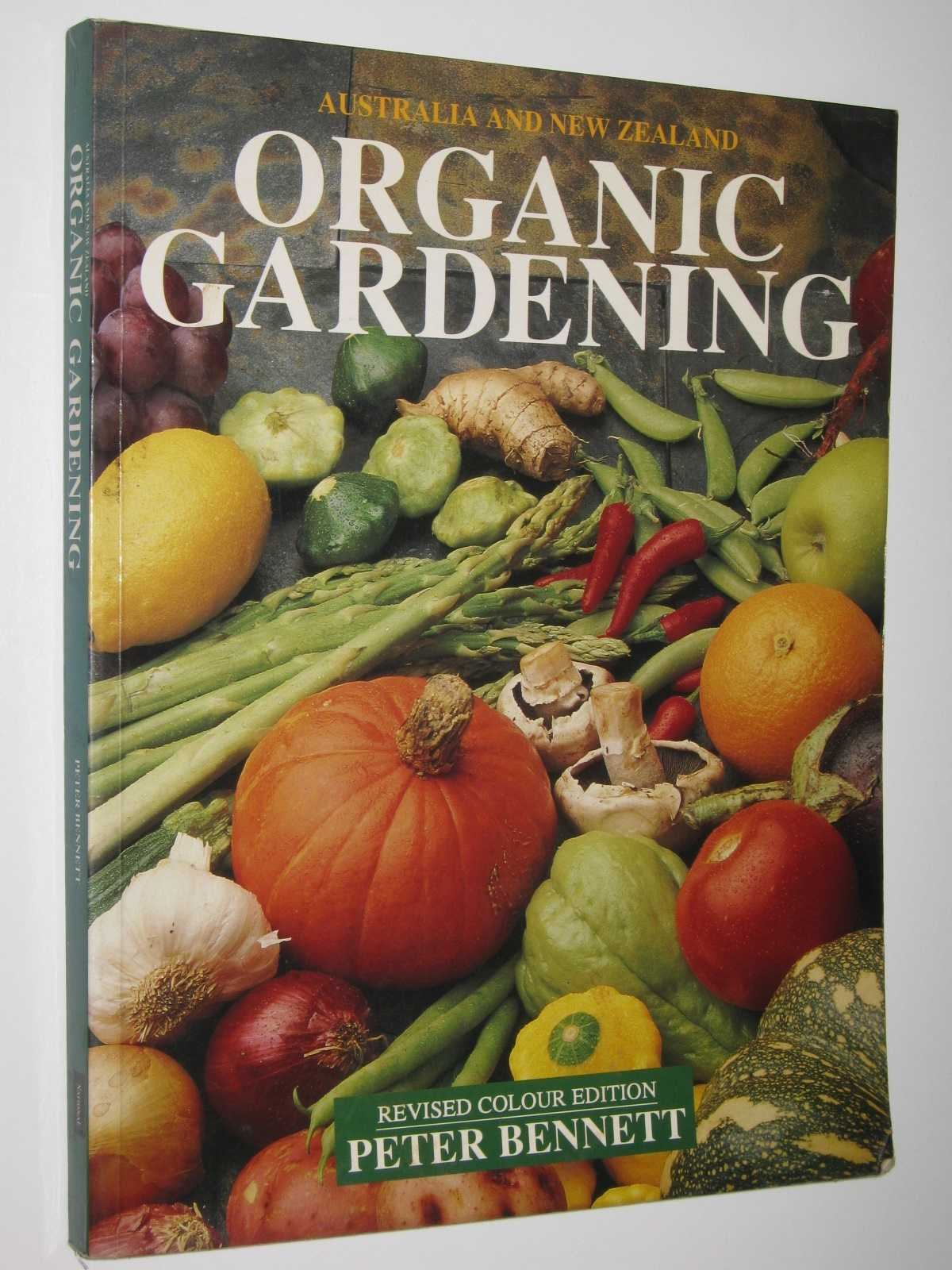 Image for Australia and New Zealand Organic Gardening