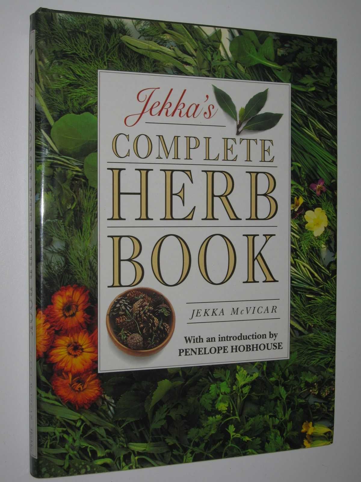 Image for Jekka's Complete Herb Book