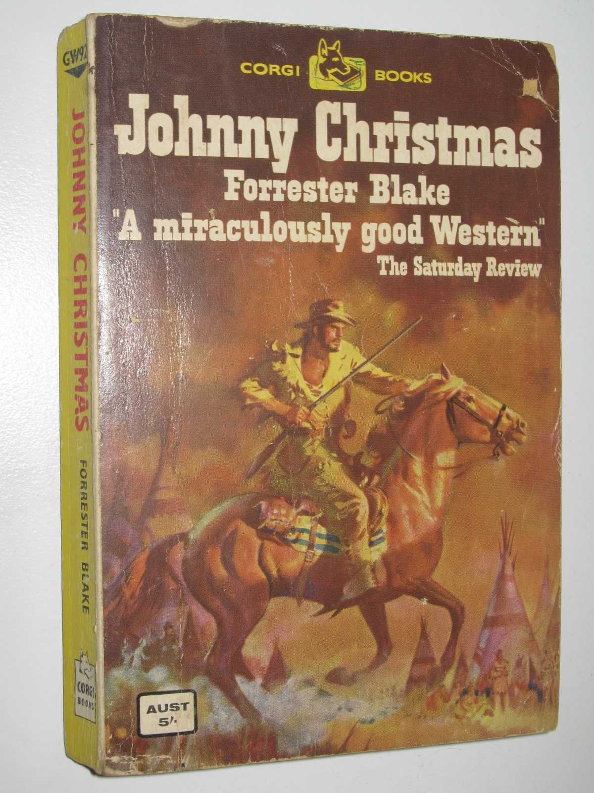 Image for Johnny Christmas