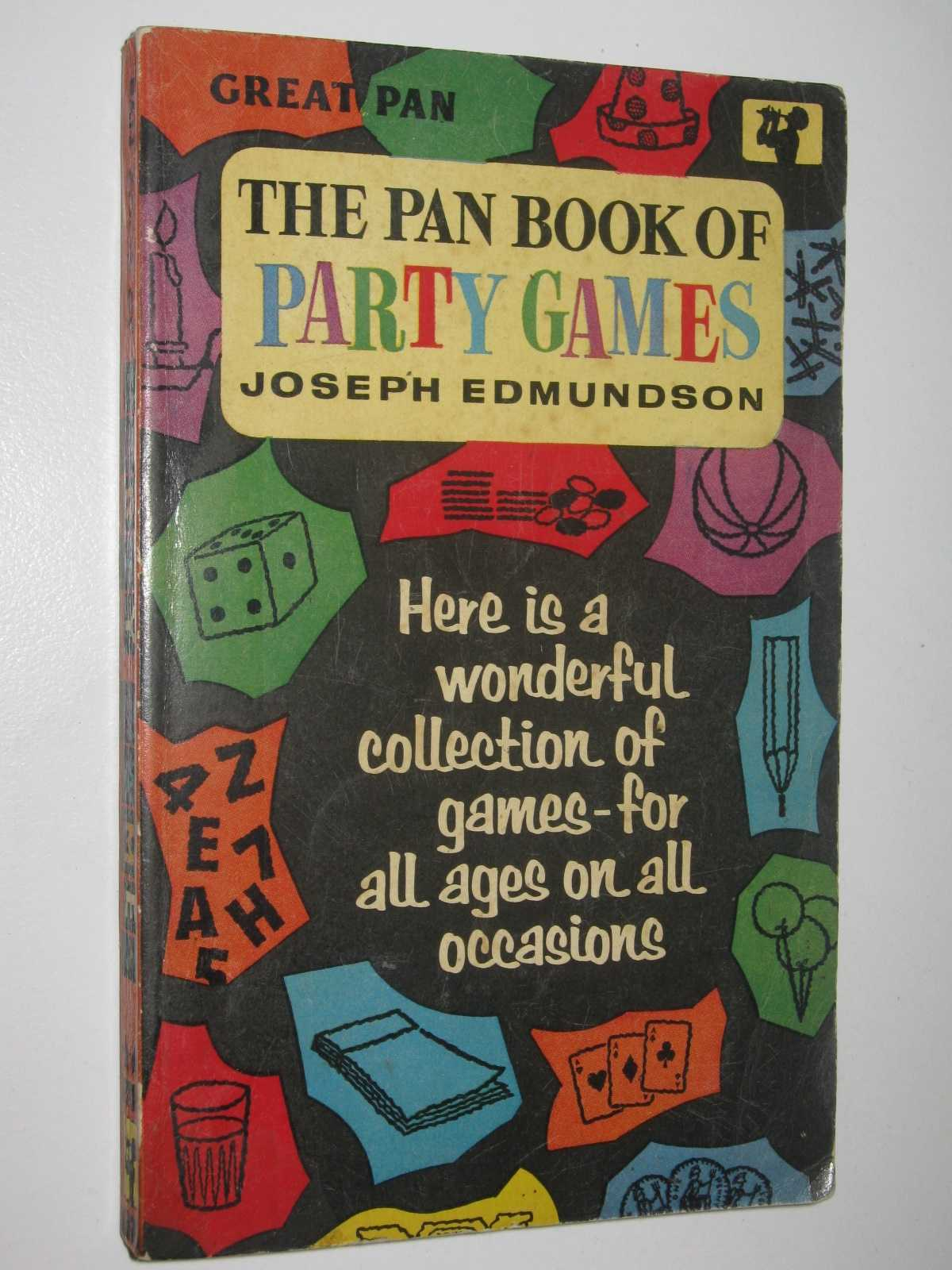 Image for The Pan Book of Party Games