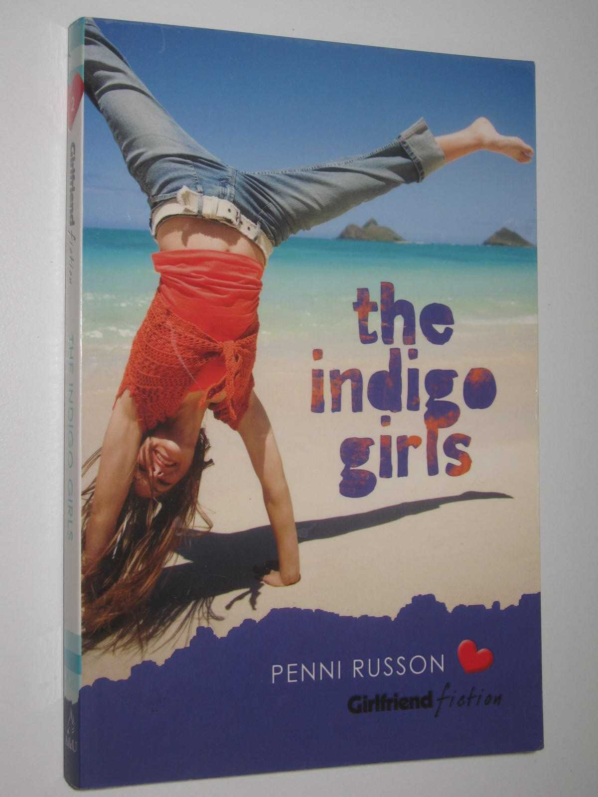 Image for The Indigo Girls - Girlfriend Fiction Series #2