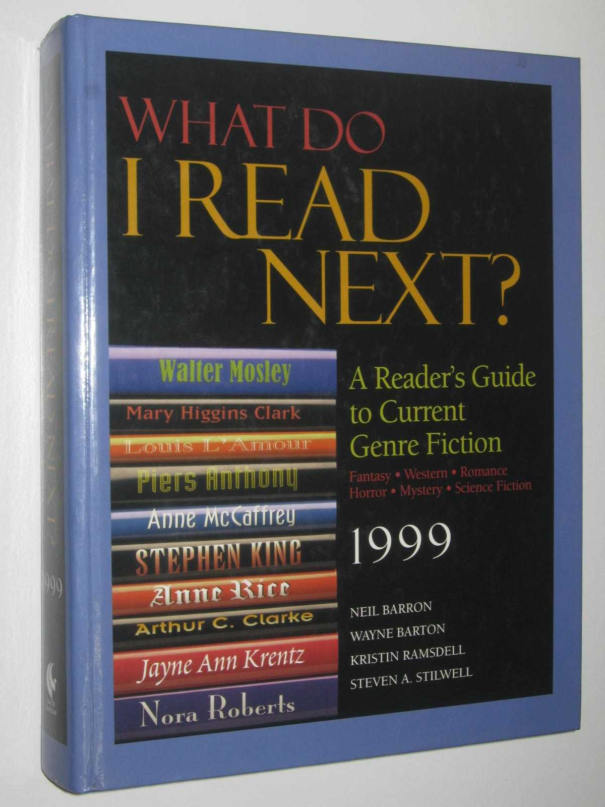 Image for What Do I Read Next? : A Reader's Guide to Current Genre Fiction