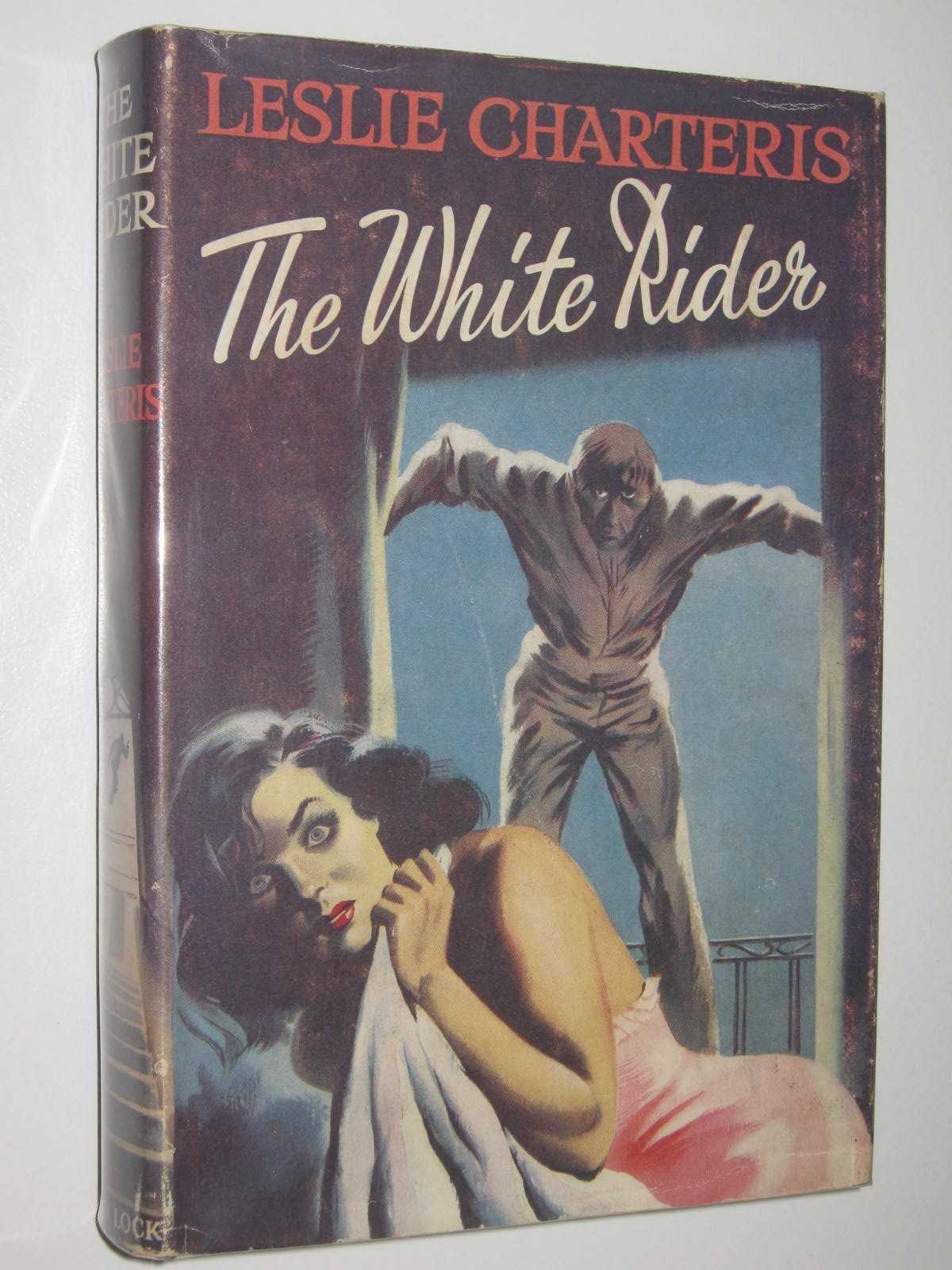 Image for The White Rider - Master Novelists Series #141