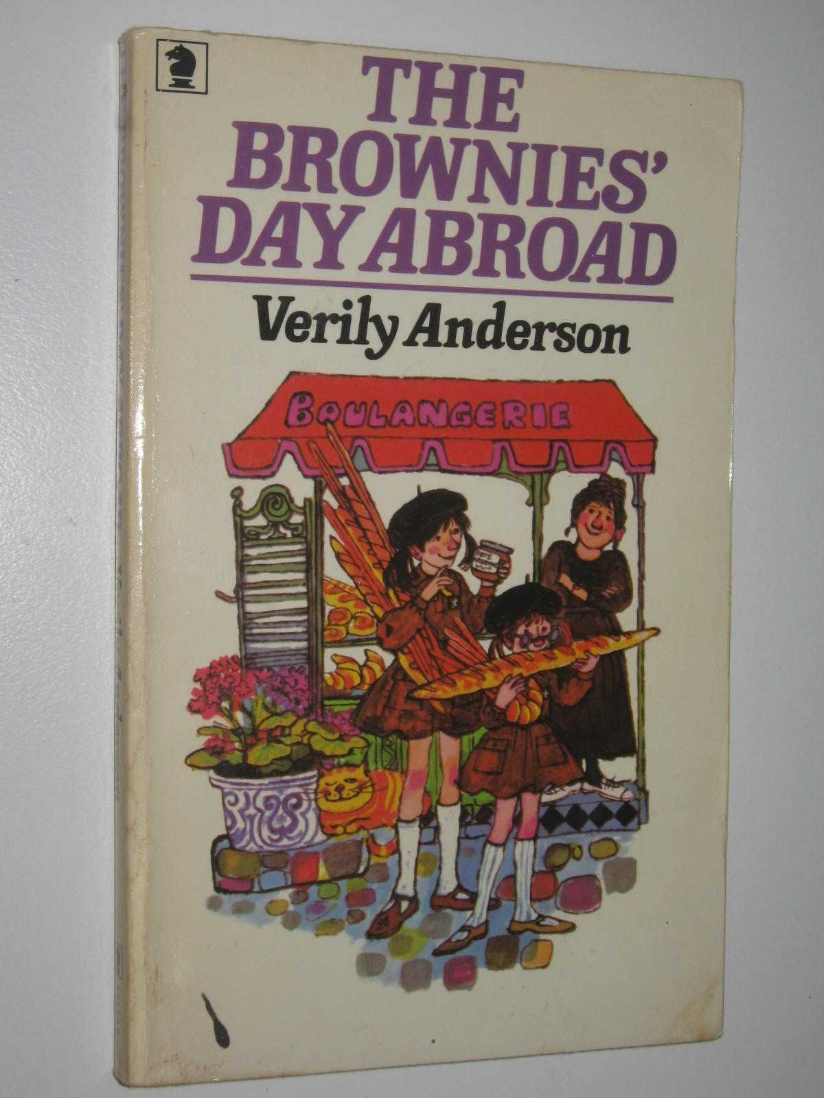Image for The Brownies' Day Abroad