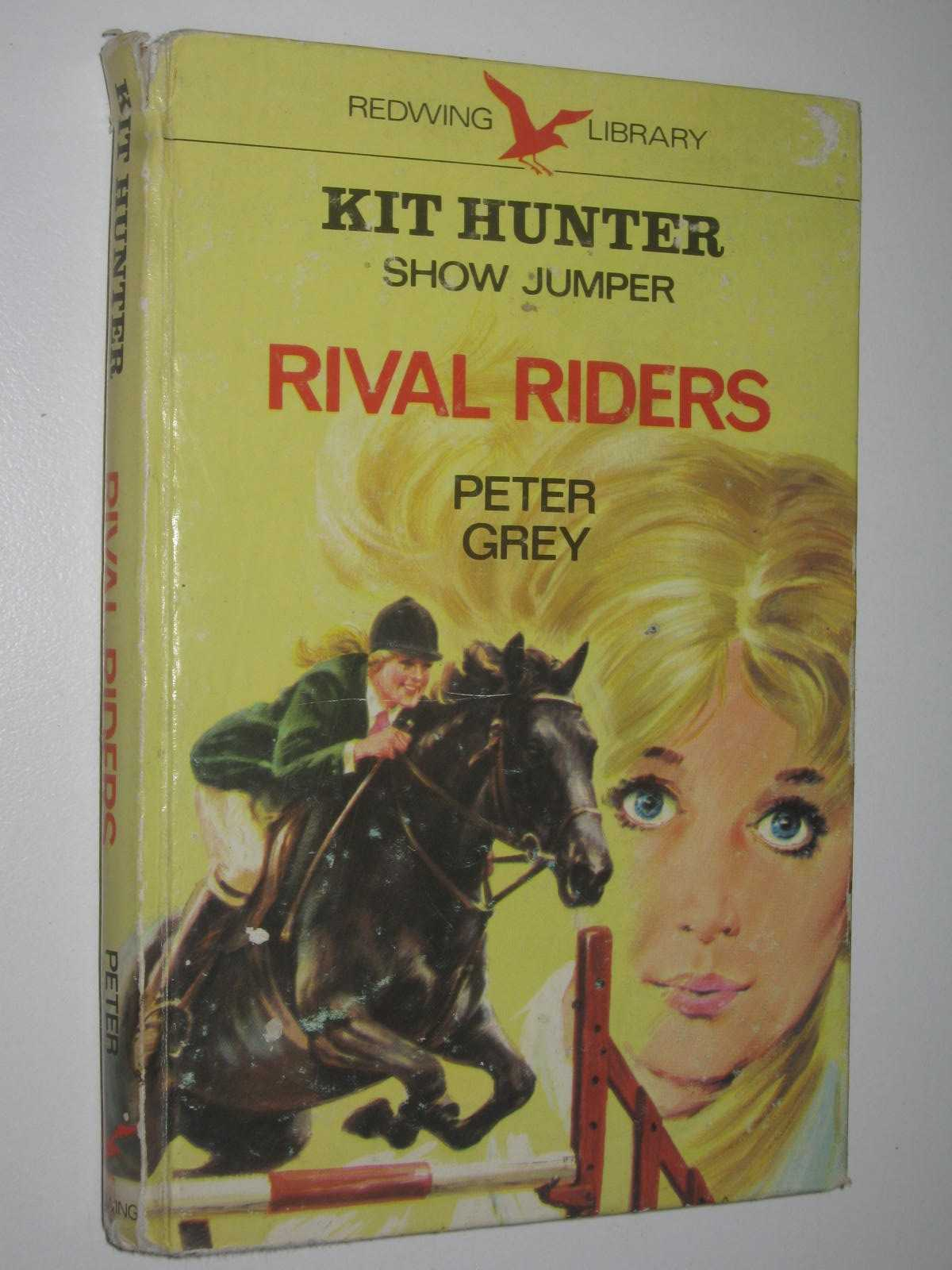 Image for Rival Riders - Kit Hunter Show Jumper Series #3