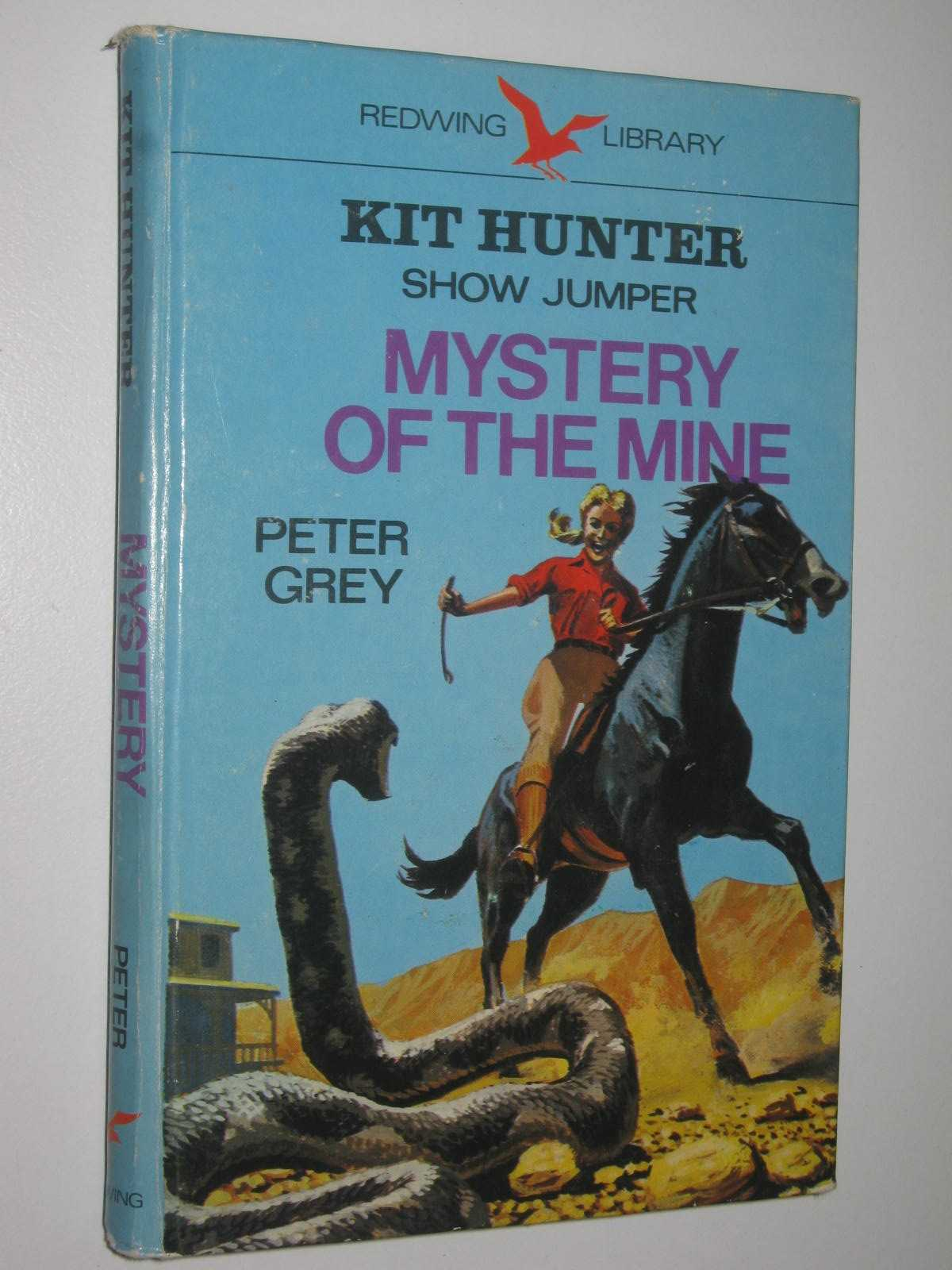Image for Mystery of the Mine - Kit Hunter Show Jumper Series #5
