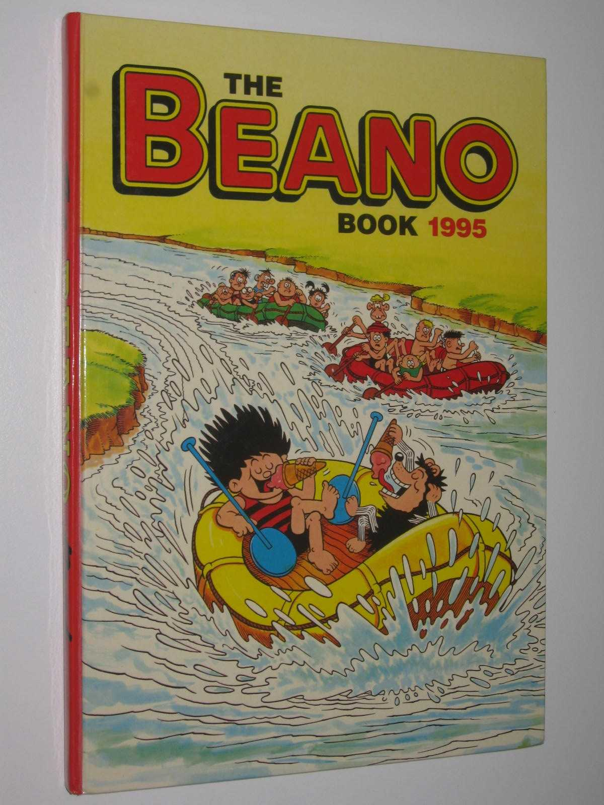 Image for The BEANO Book 1995 Annual