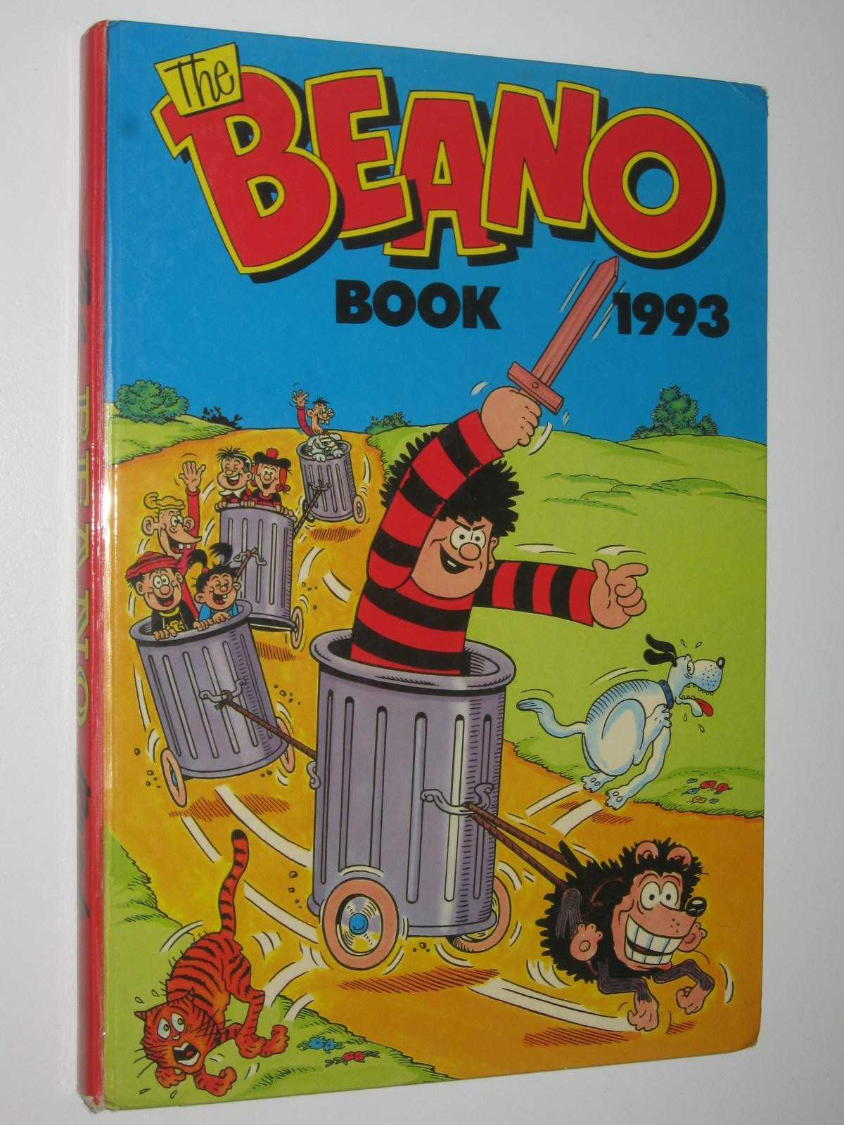 Image for The BEANO Book 1993 Annual