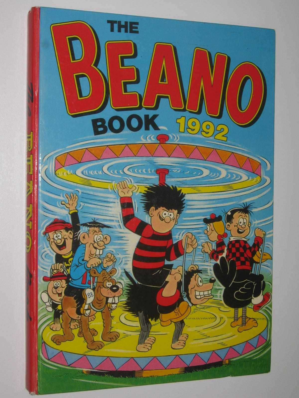 Image for The BEANO Book 1992 Annual