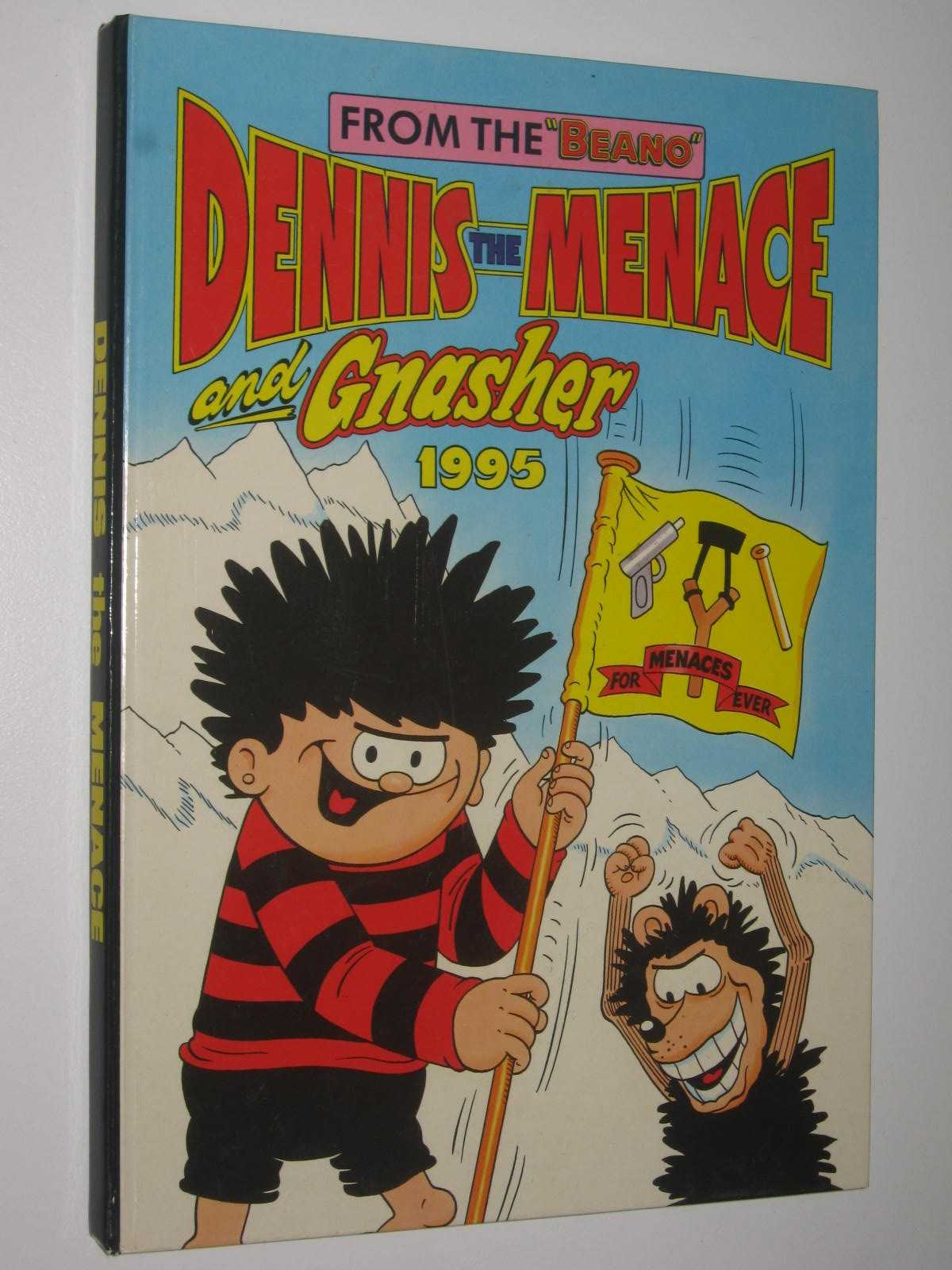 Image for Dennis the Menace and Gnasher 1995 Annual