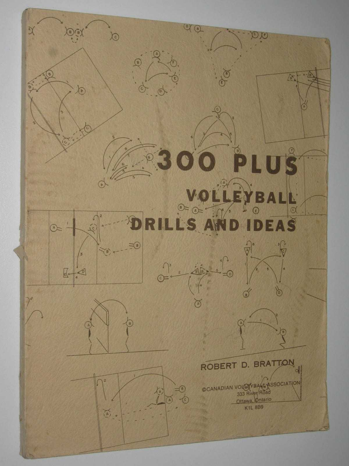 300 Plus Volleyball Drills And Ideas