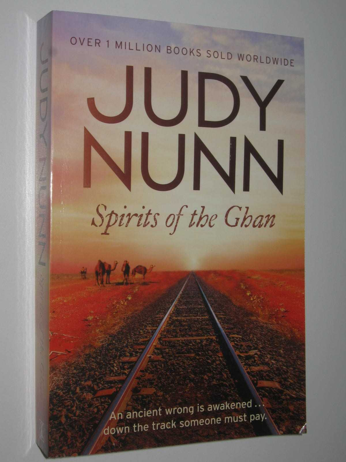 Image for Spirits of the Ghan