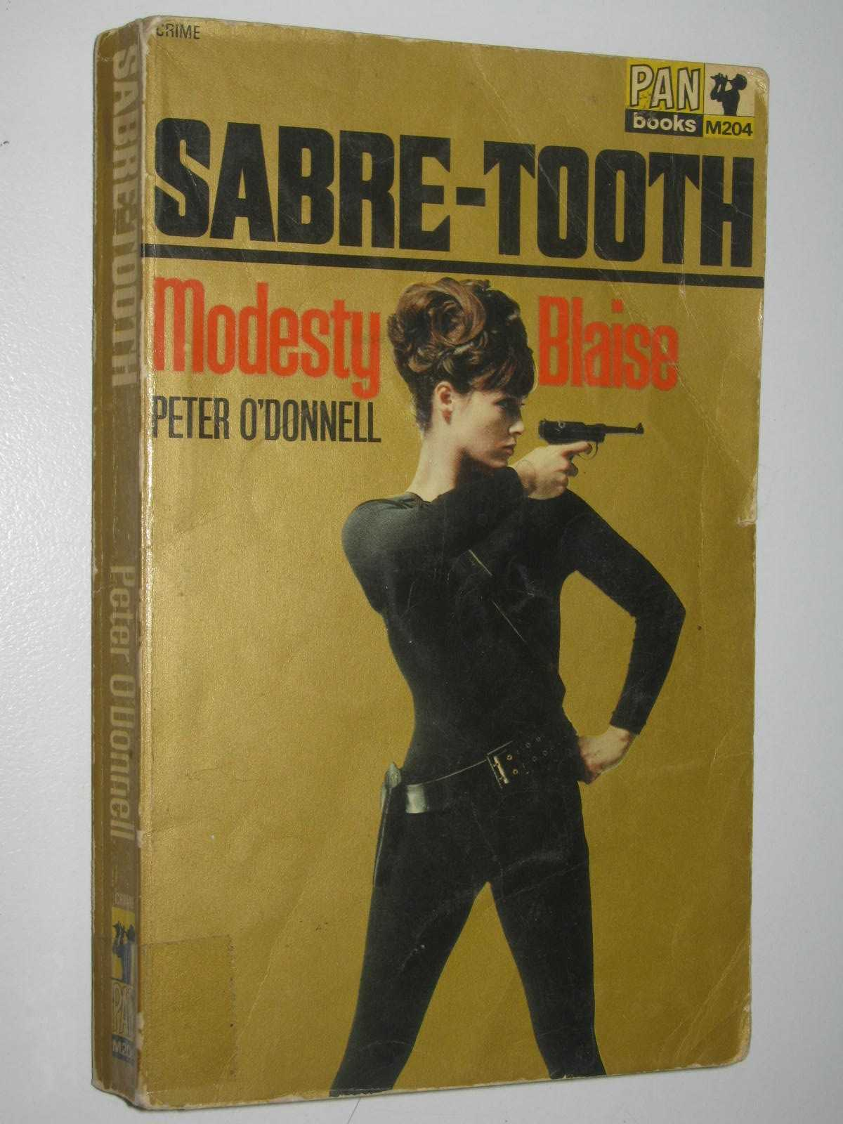 Image for Sabre-Tooth - Modesty Blaise Series #2