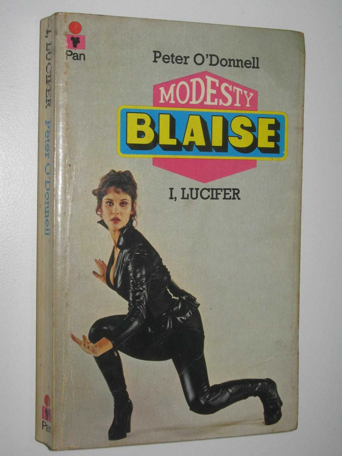 Image for I, Lucifer - Modesty Blaise Series #3
