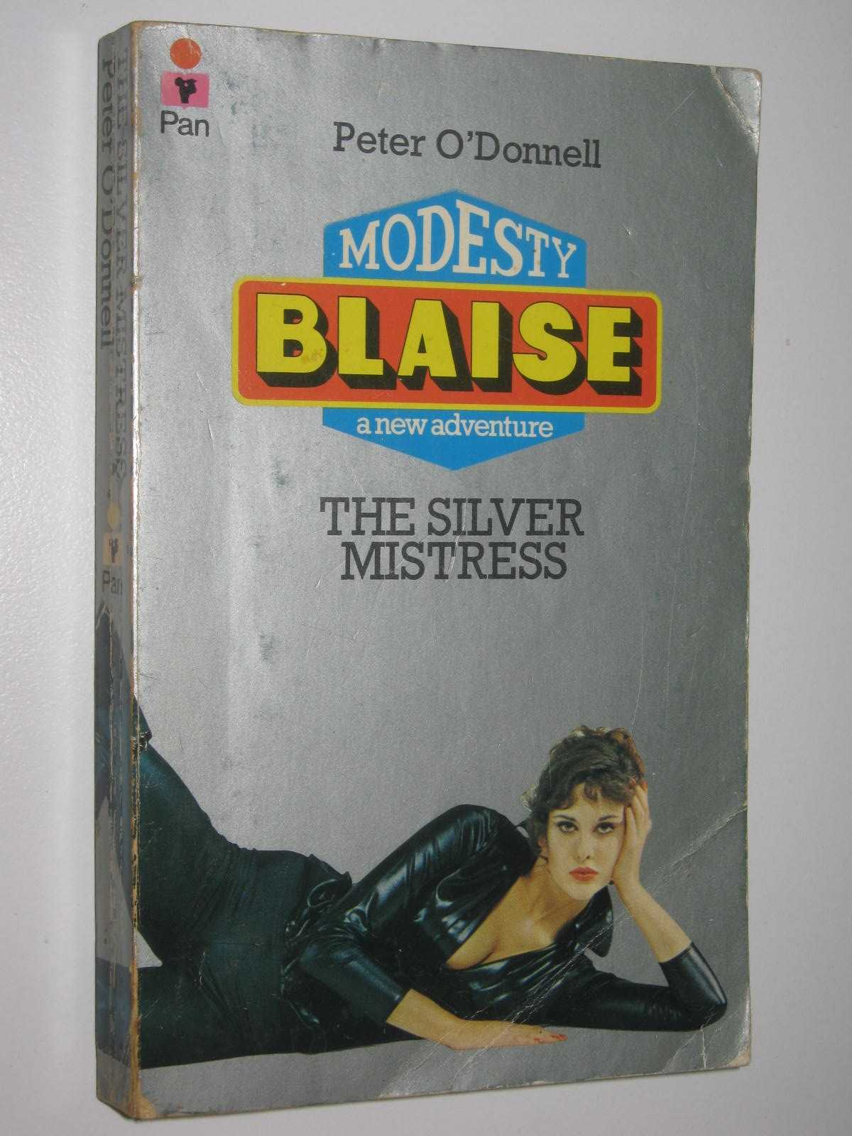 Image for The Silver Mistress - Modesty Blaise Series #6