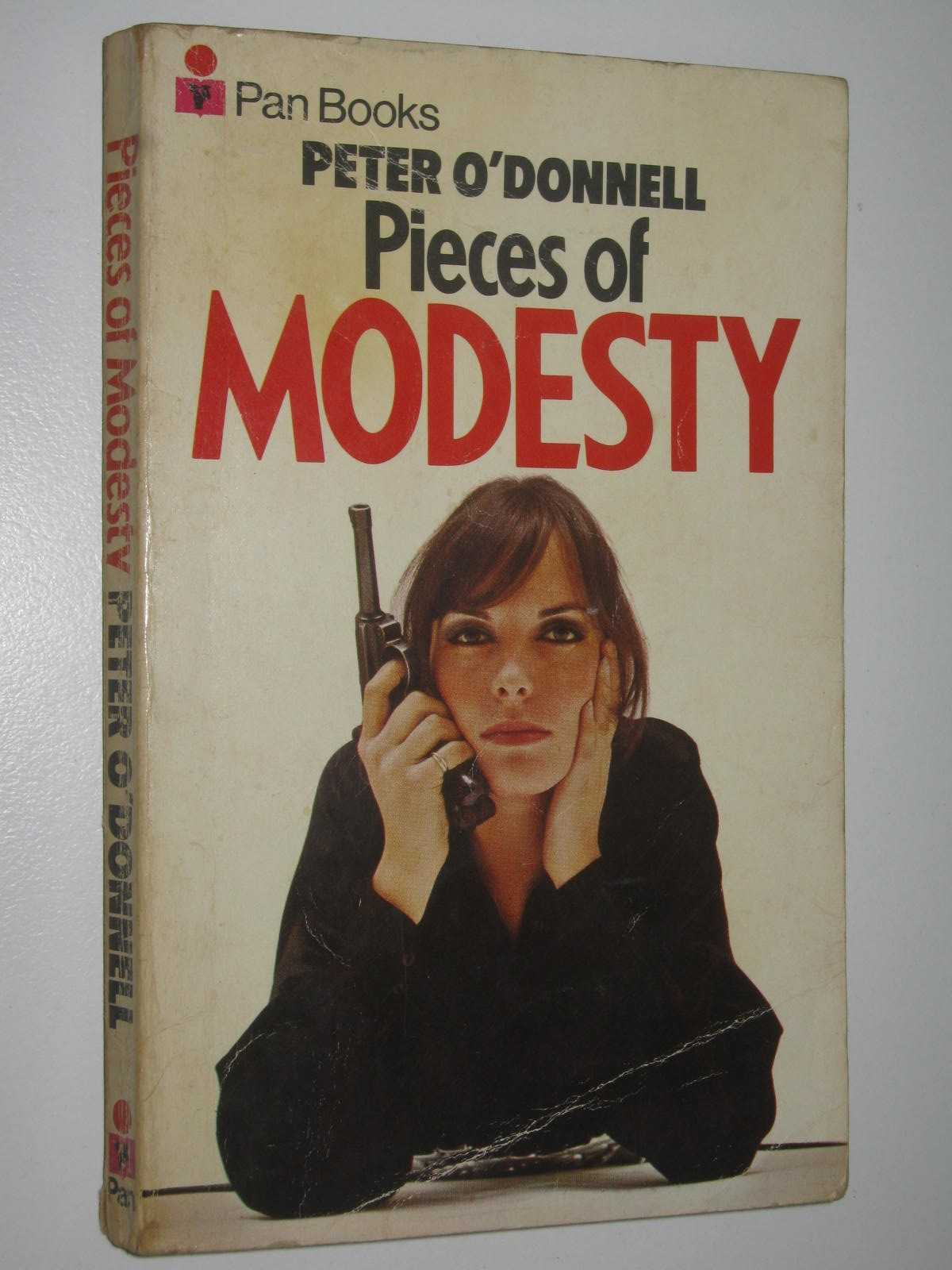 Image for Pieces of Modesty - Modesty Blaise Series