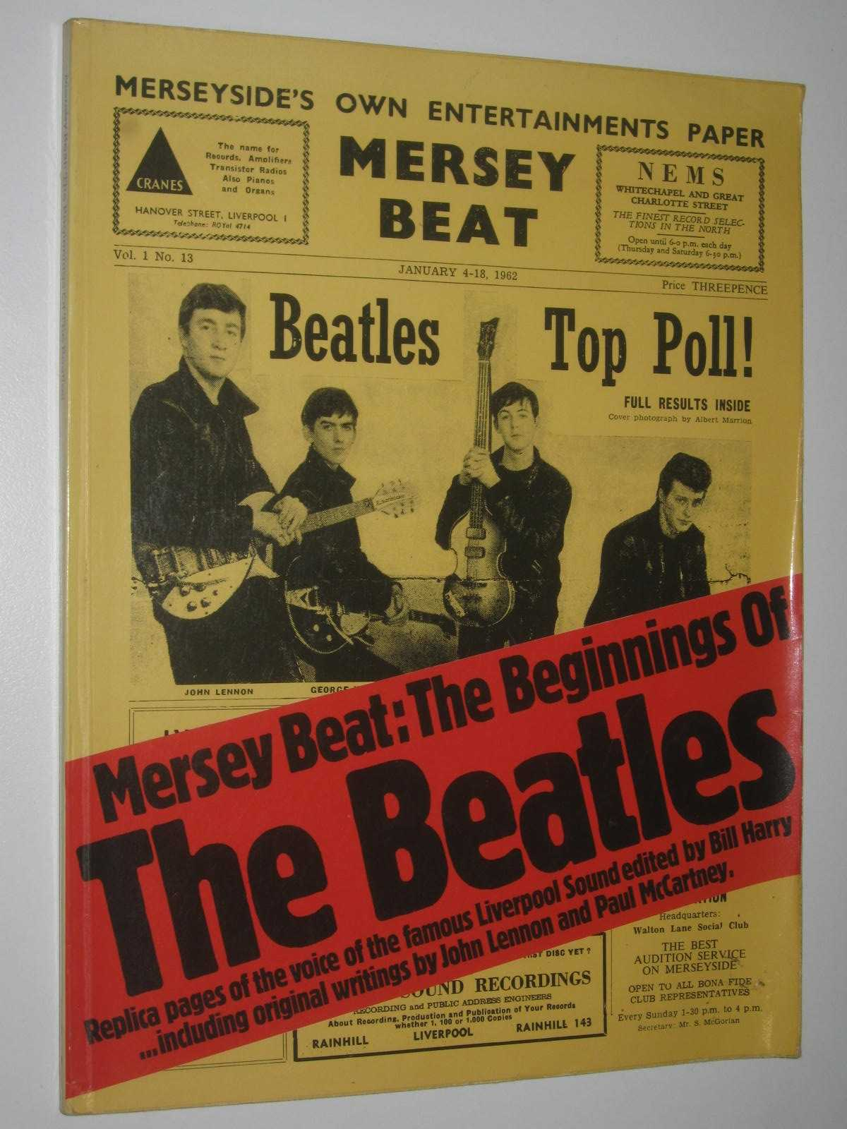 "Image for Mersey Beat: Beginnings of the ""Beatles"""