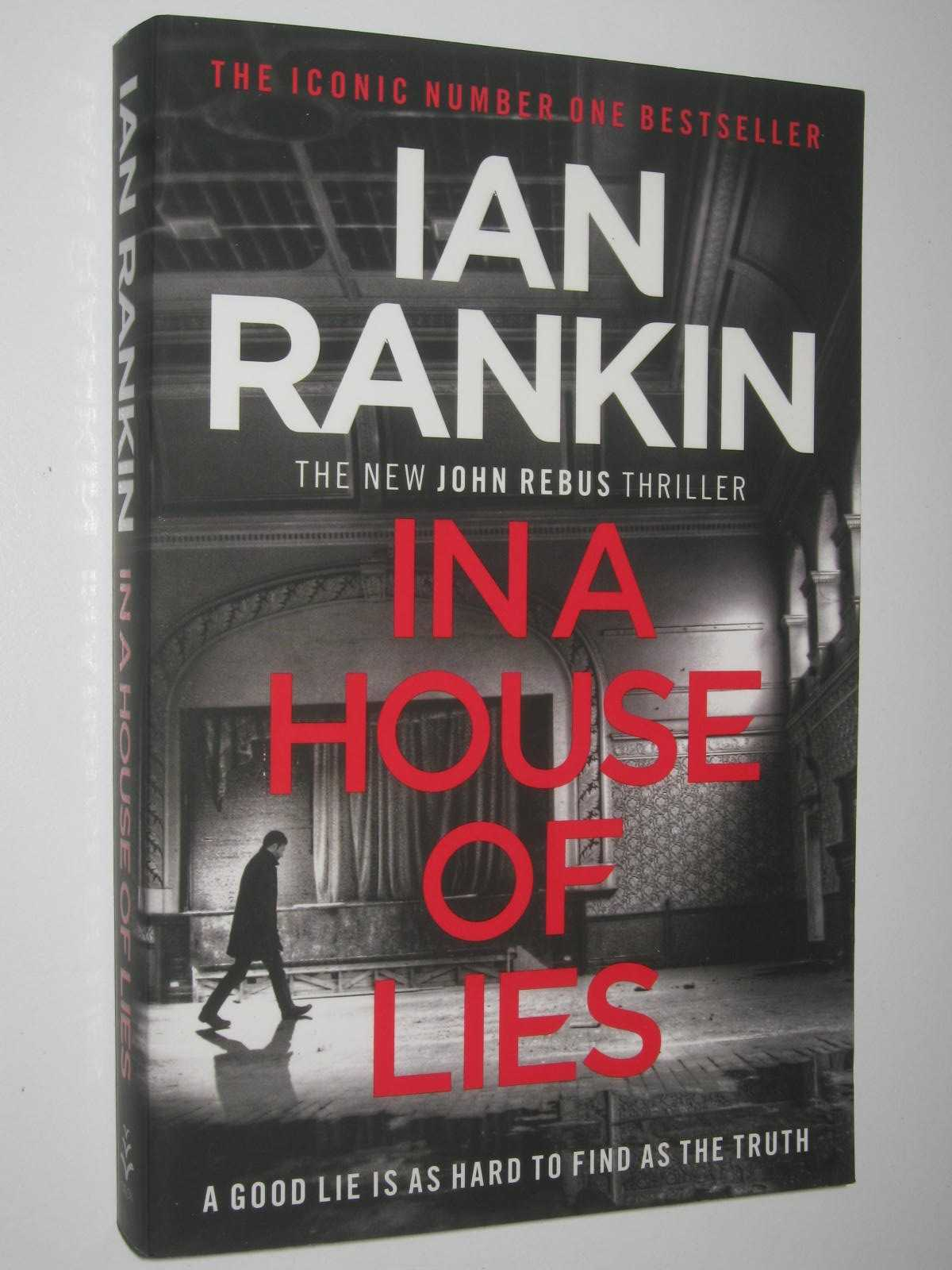 Image for In a House of Lies - Inspector John Rebus Series