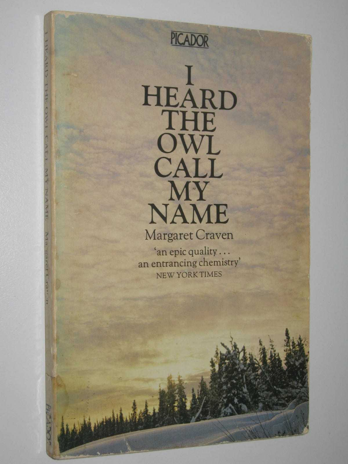 Image for I Heard the Owl Call My Name