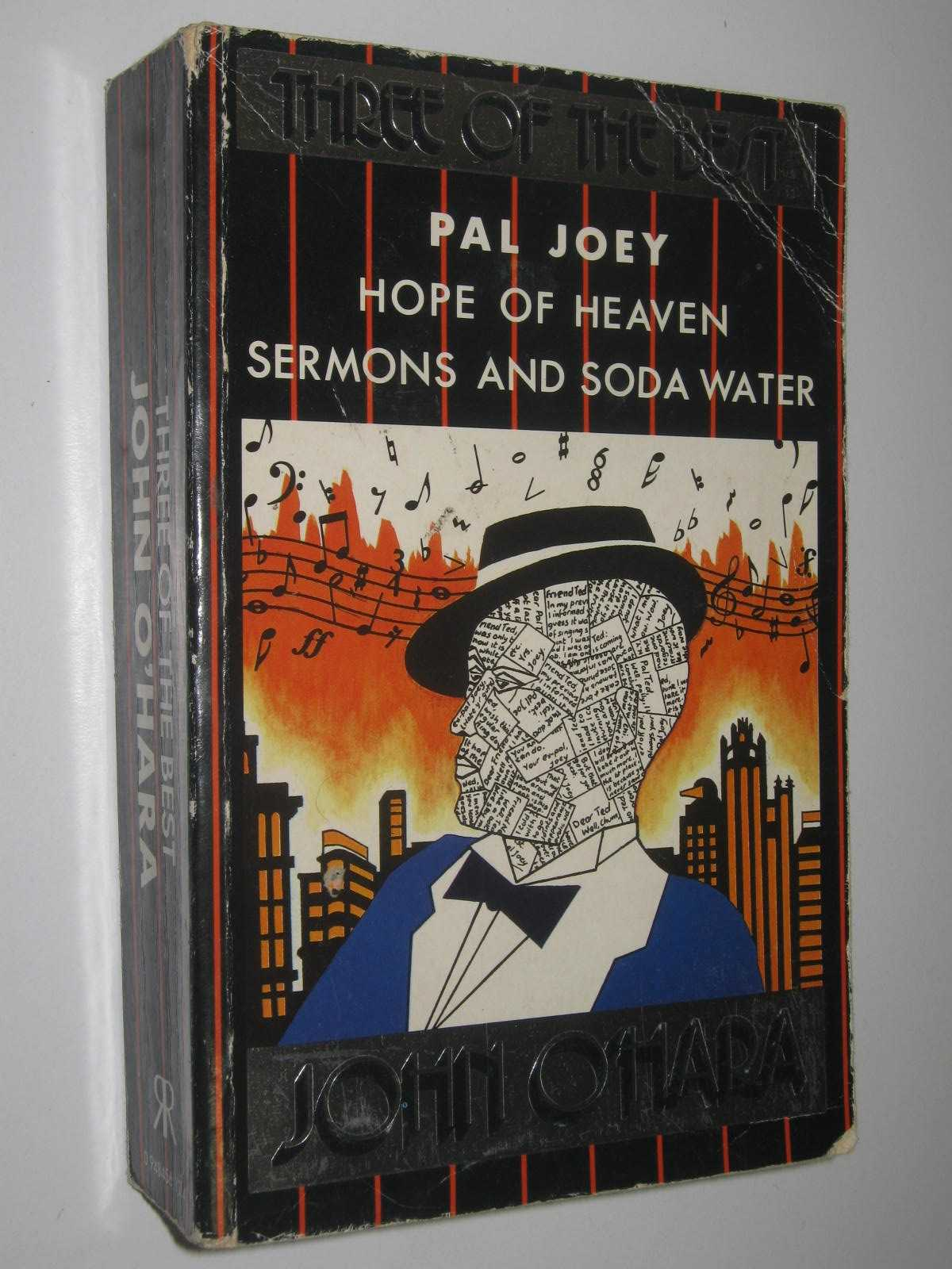 Image for Omnibus : Pal Joey + Hope of Heaven + Sermons and Soda Water