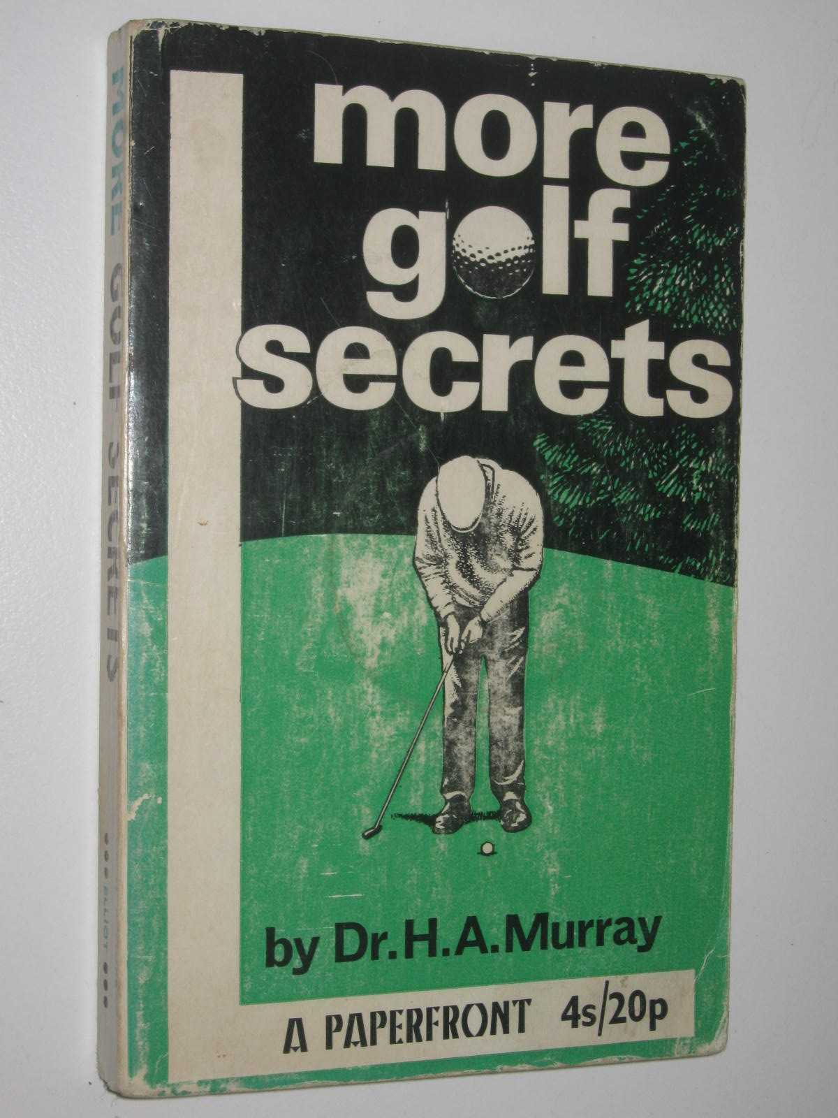 "Image for More Golf Secrets : Sequel to ""The Golf Secret"""