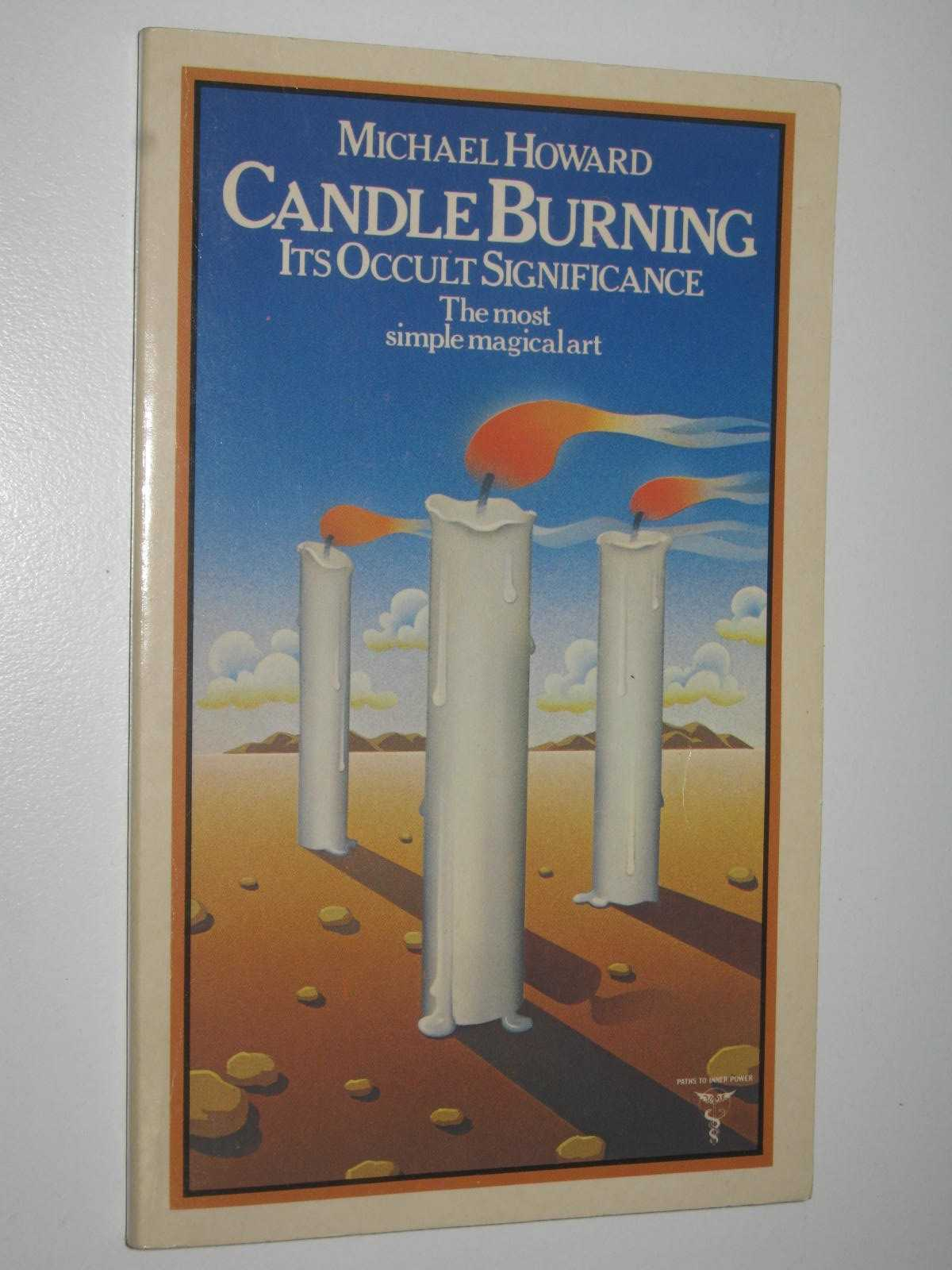 Image for Candle Burning : Its Occult Significance