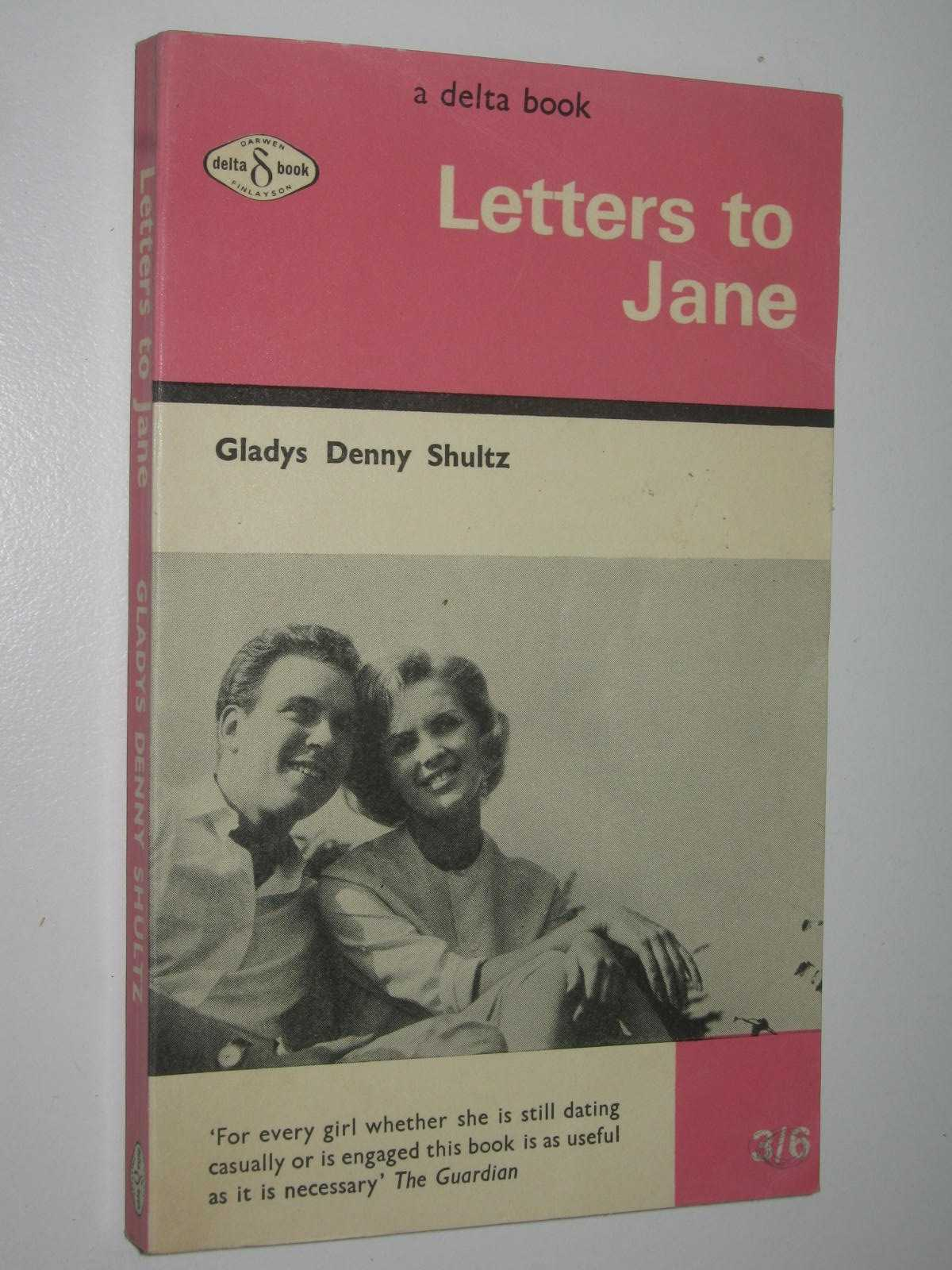 Image for Letters to Jane