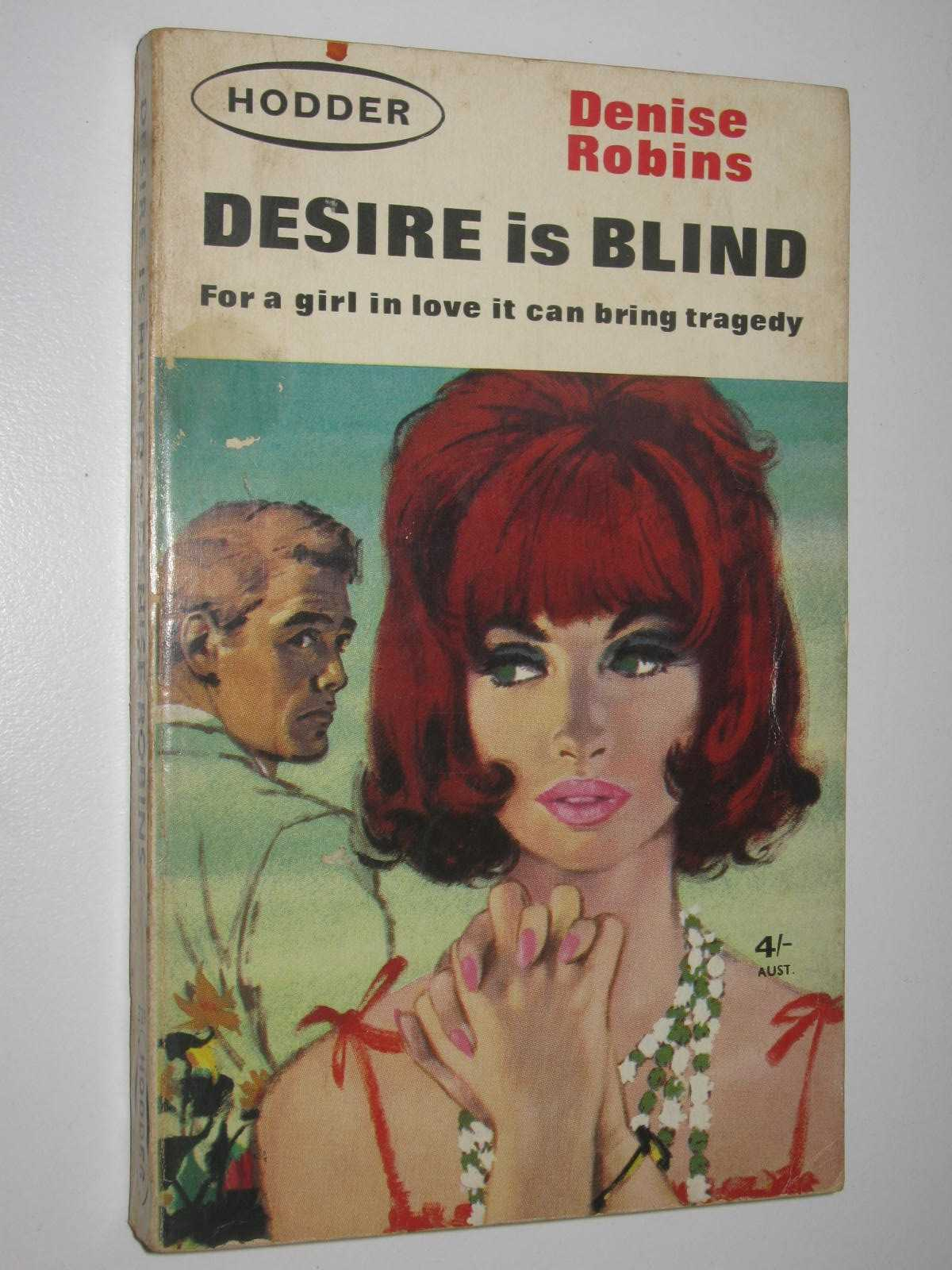 Image for Desire is Blind