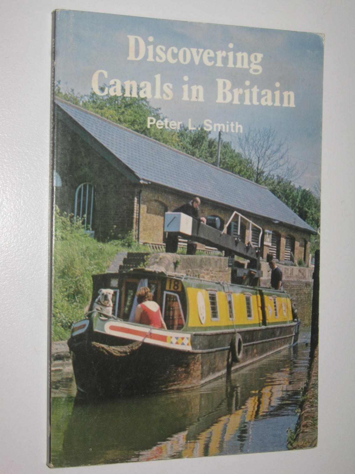 Image for Discovering Canals in Britain