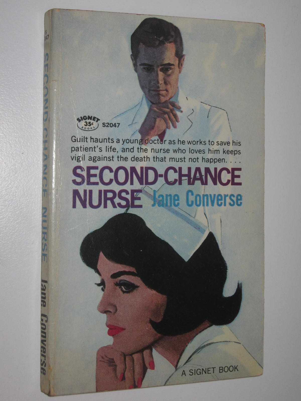 Image for Second-Chance Nurse