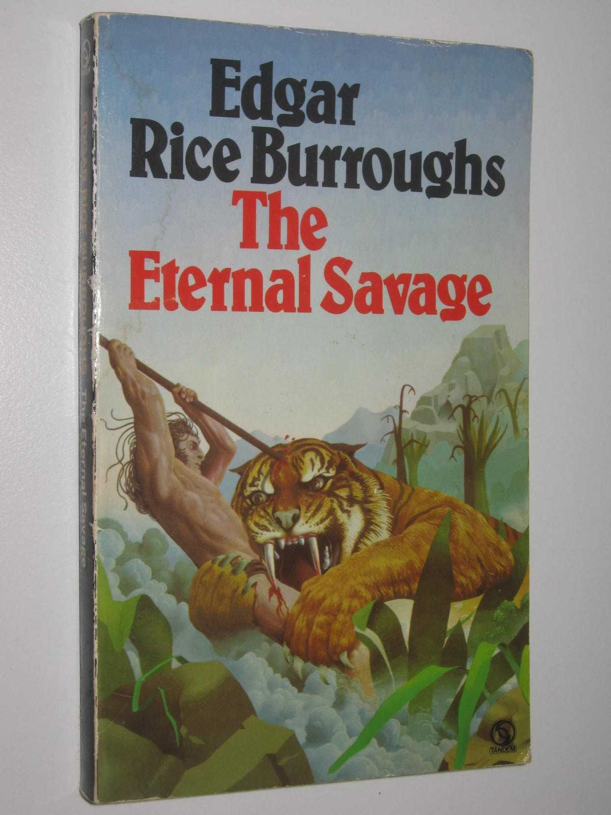 Image for The Eternal Savage