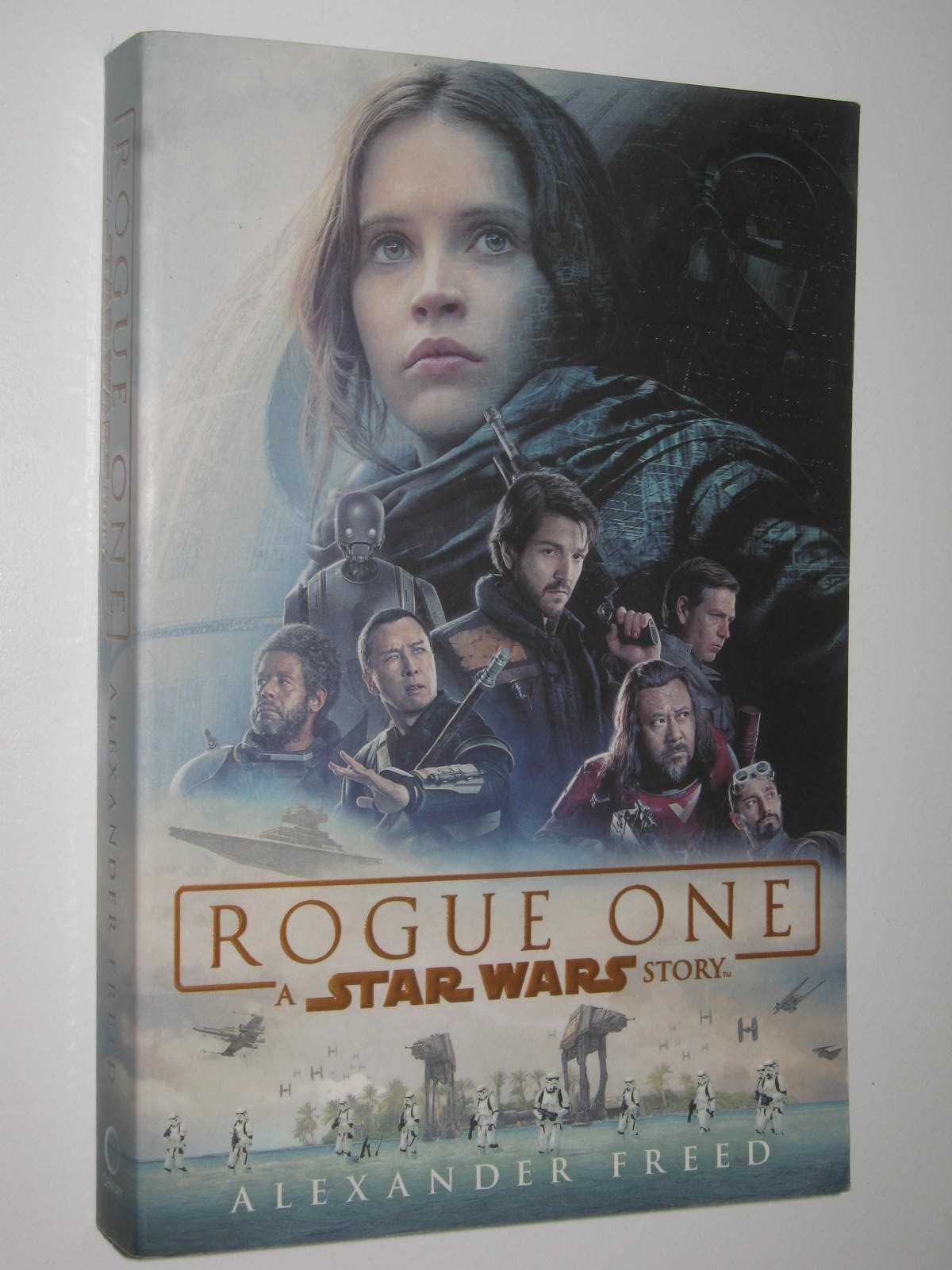 Image for Rouge One : A Star Wars Story