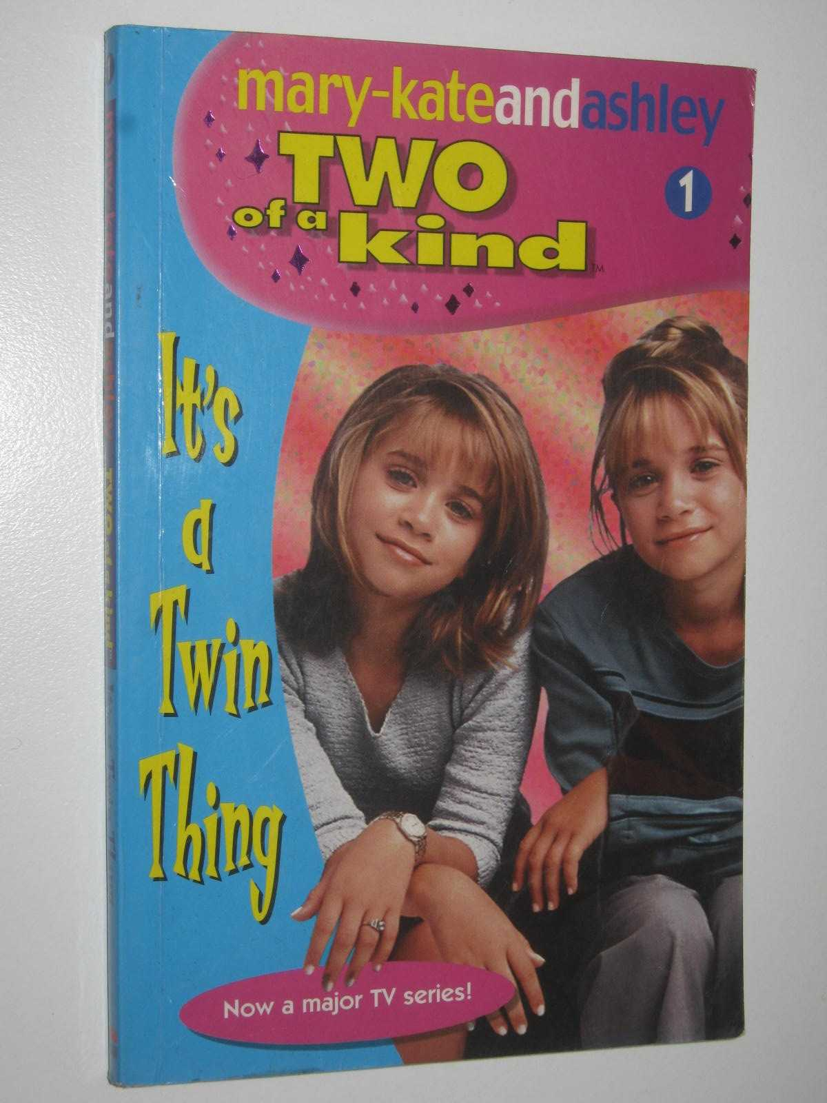 Image for It's a Twin Thing - Two of a Kind Series #1