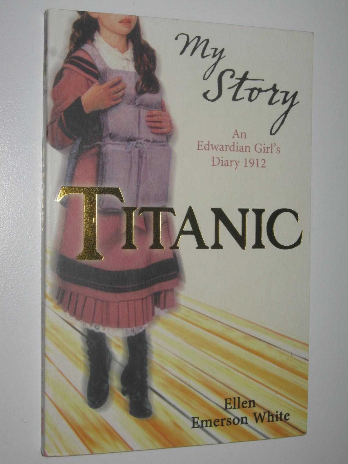 Image for Titanic : An Edwardian Girl's Diary 1912