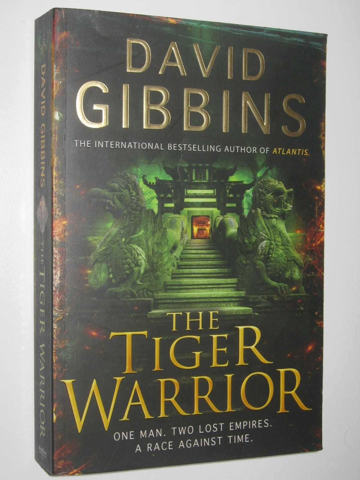 Image for The Tiger Warrior - Jack Howard Series #4