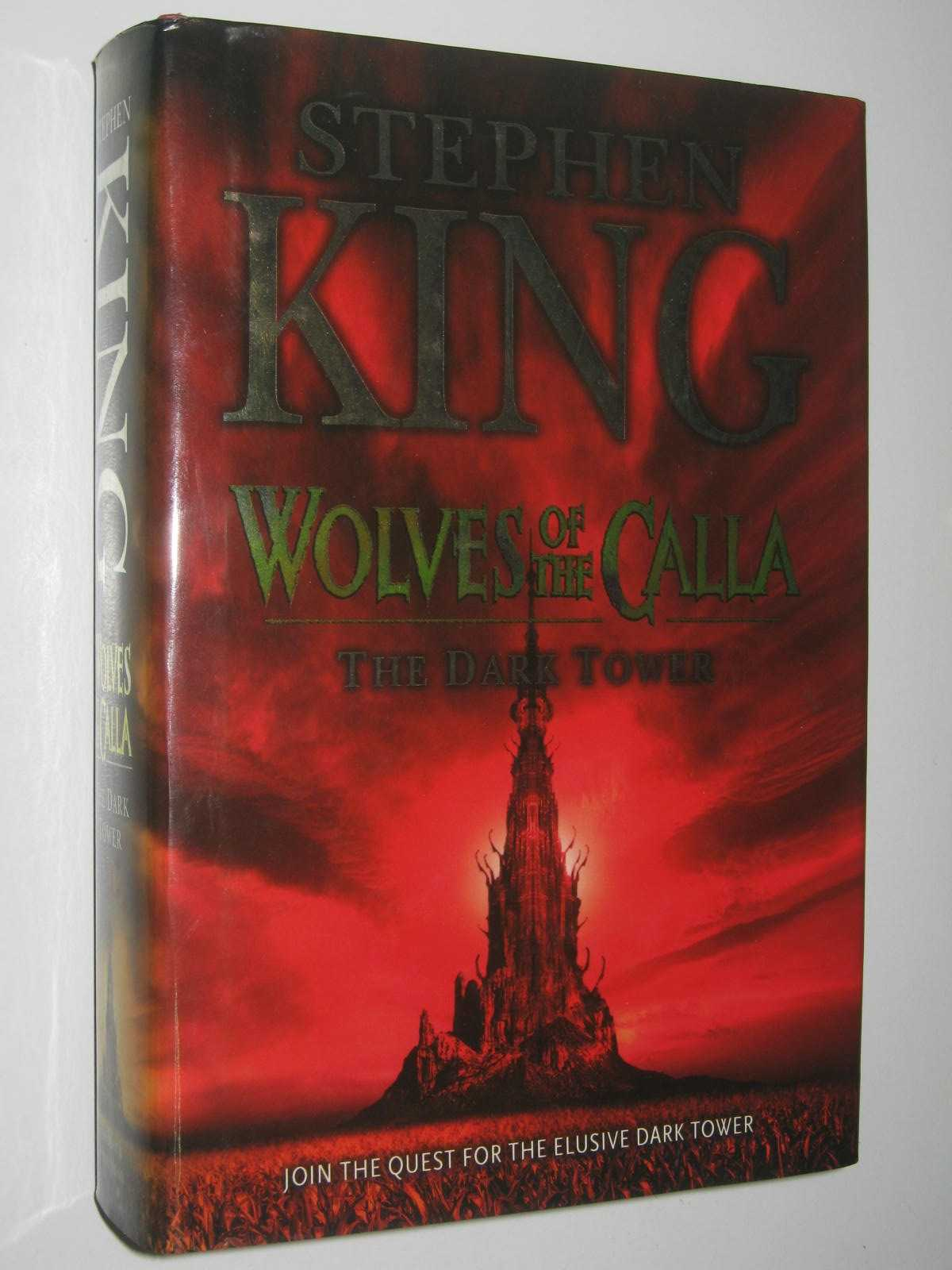 Image for Wolves of the Calla - The Dark Tower Series #5