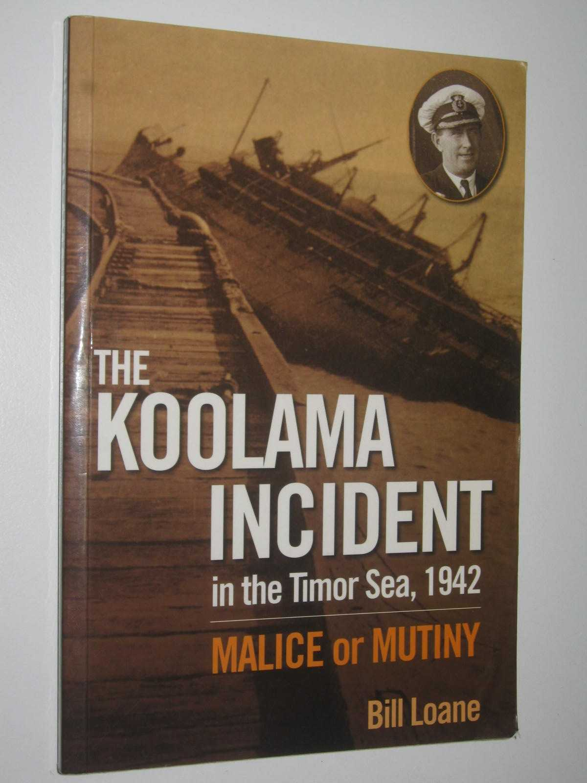 Image for The Koolama Incident in the Timor Sea, 1942