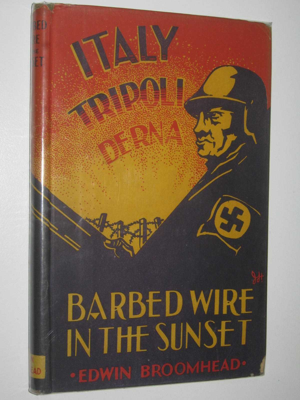 Image for Barbed Wire in the Sunset