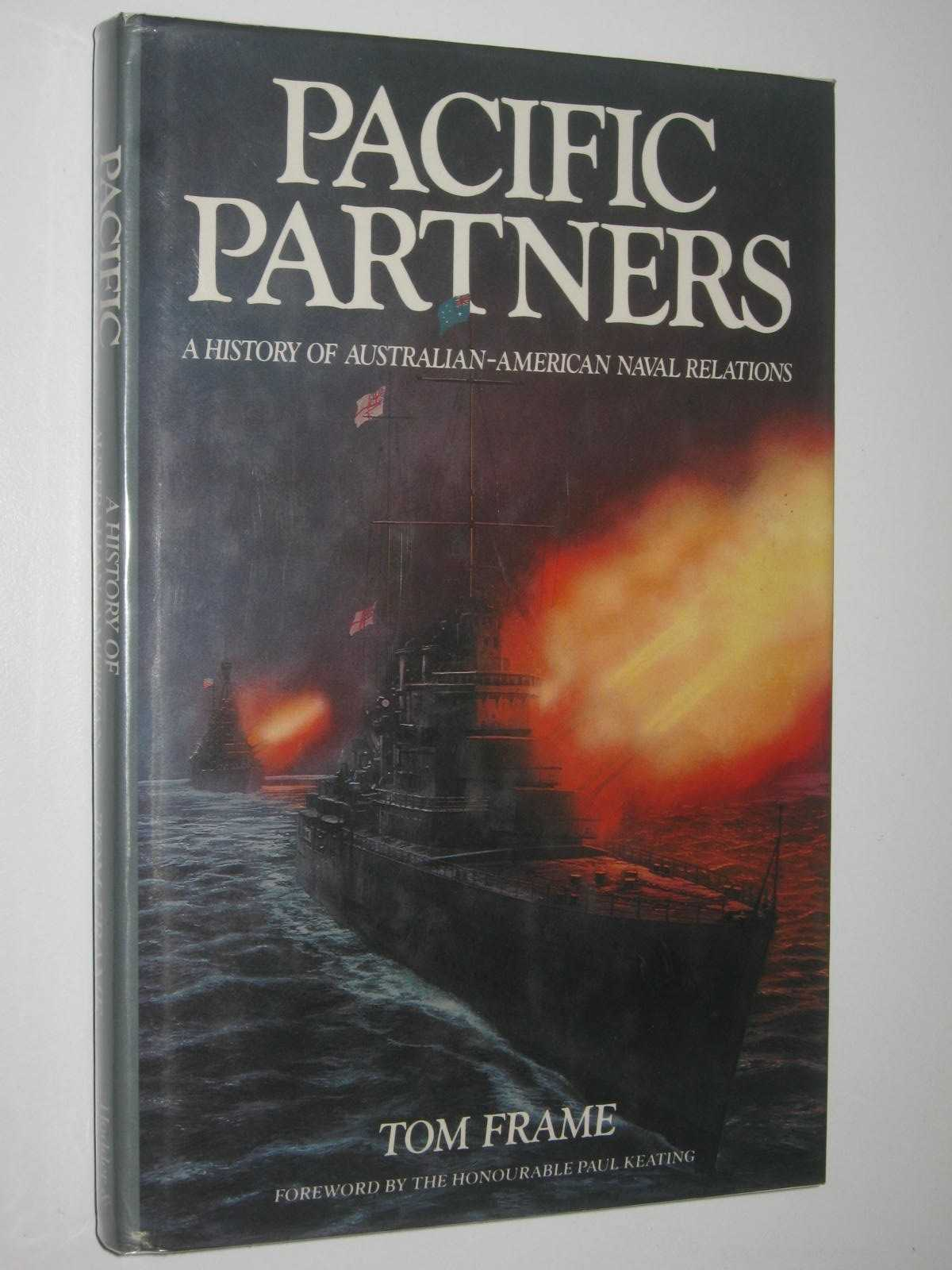 Image for Pacific Partners : A History of Australian-American Naval Relations