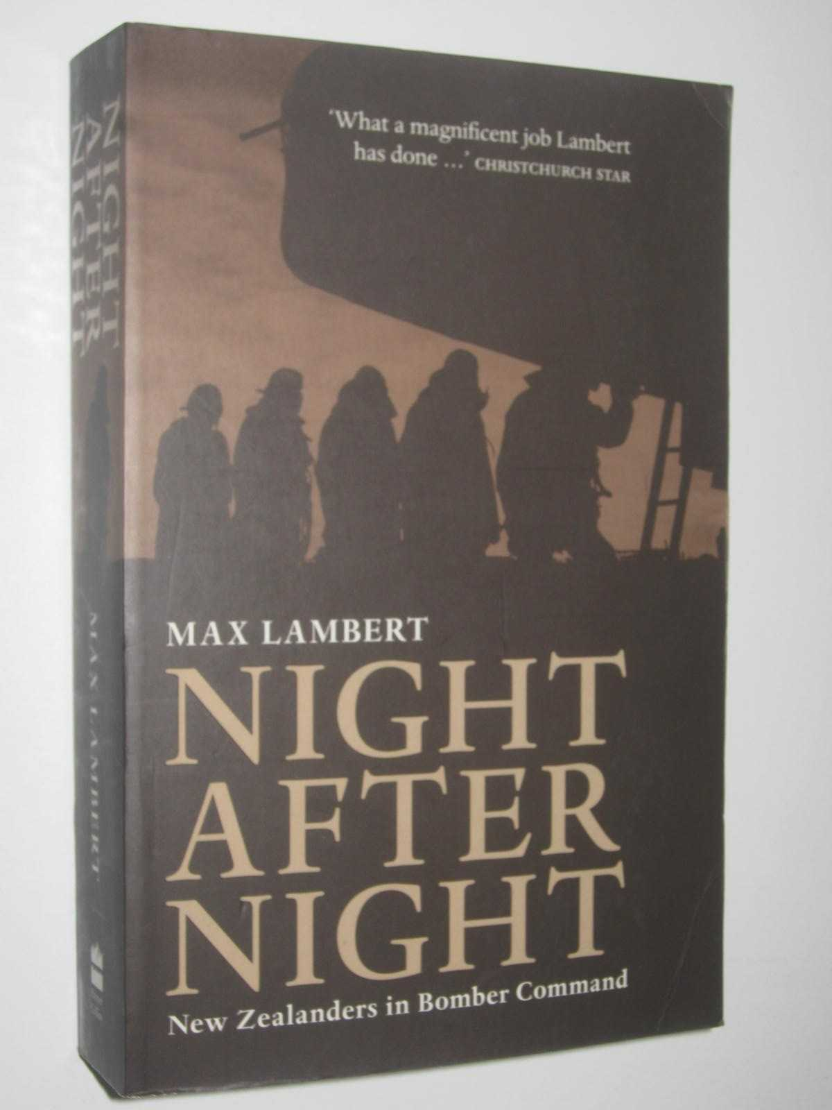 Image for Night After Night : New Zealanders in Bomber Command