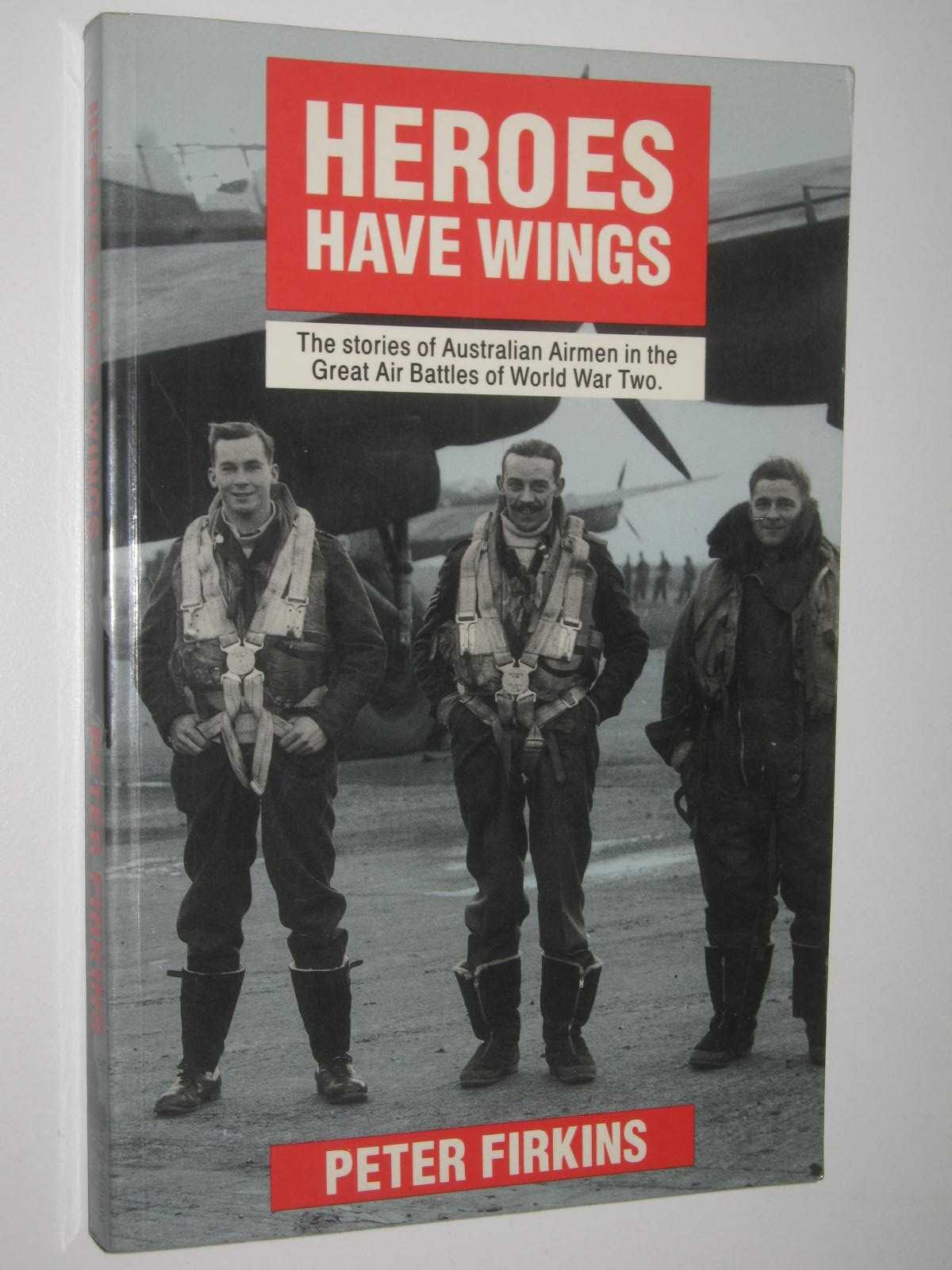 Image for Heroes Have Wings