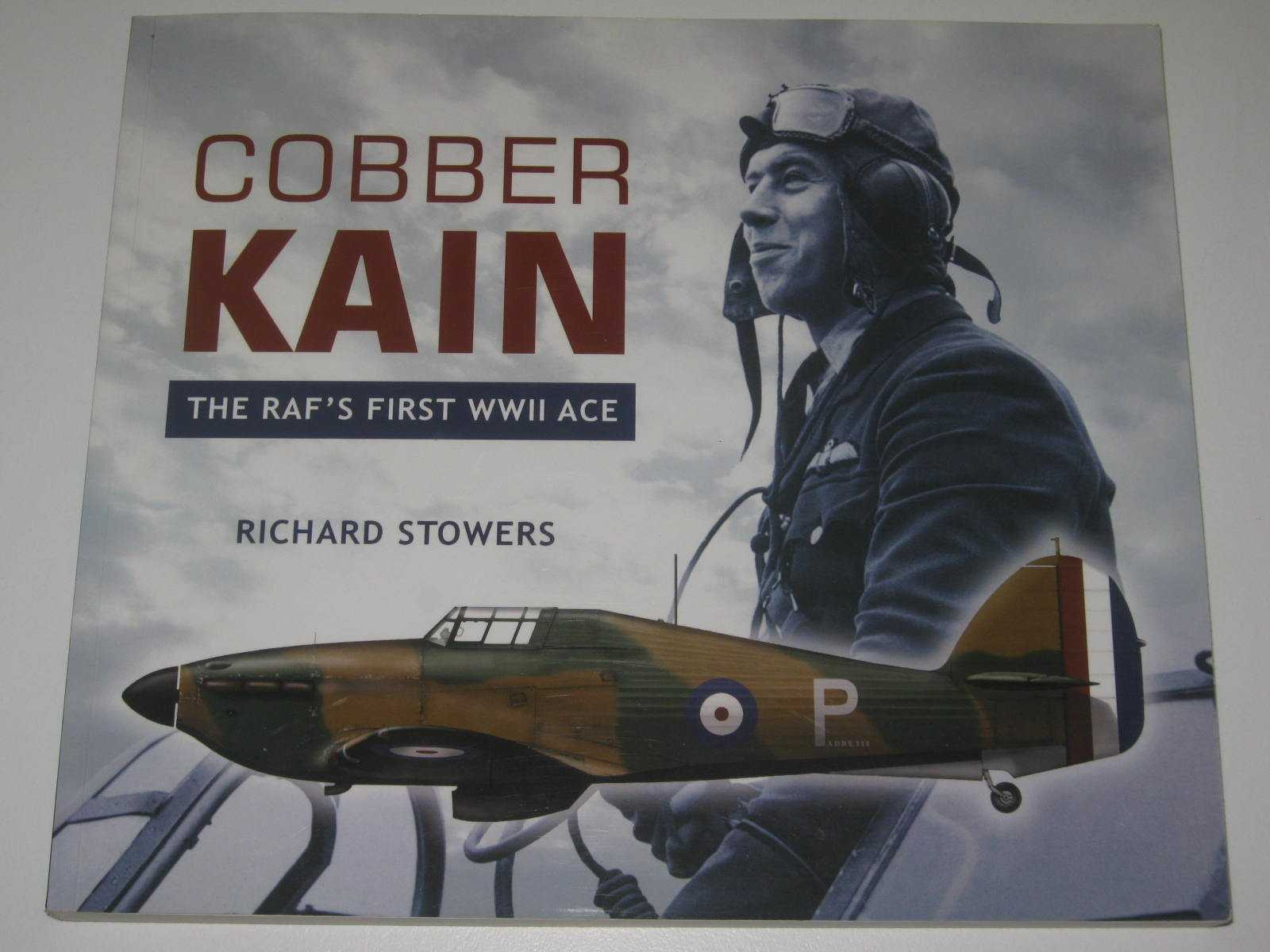 Image for Cobber Kain : The RAF's First WWII Ace