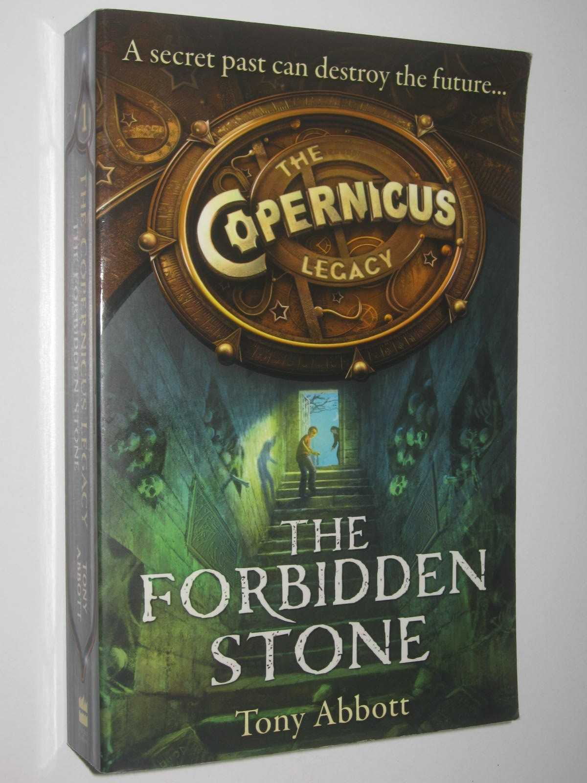 Image for The Forbidden Stone - The Copernicus Legacy Series #1