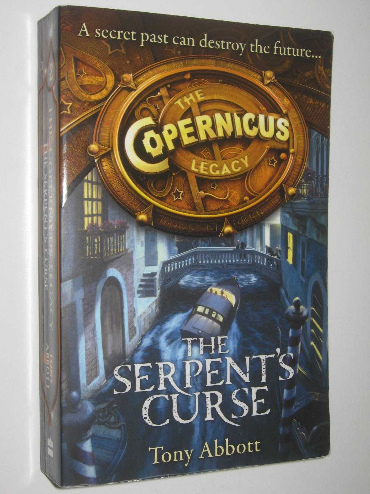Image for The Serpent's Curse - The Copernicus Legacy Series #2