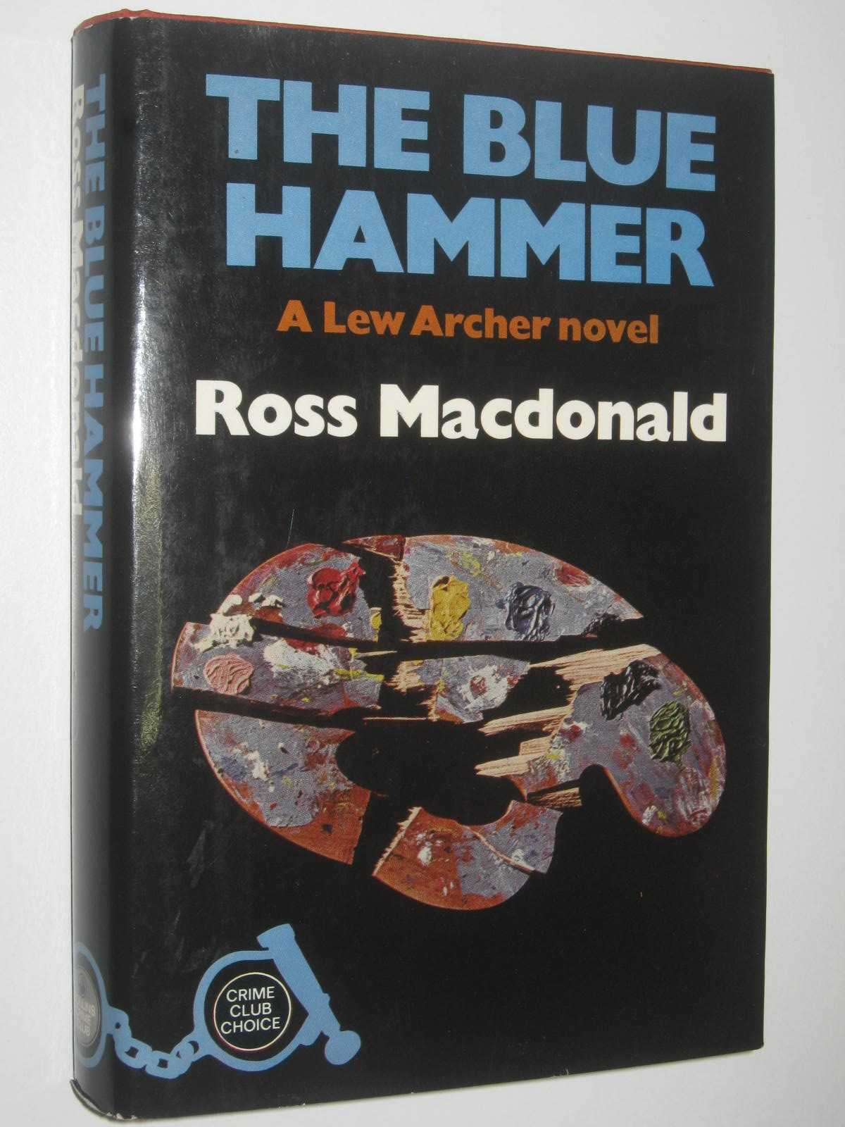 Image for The Blue Hammer - Lew Archer Series