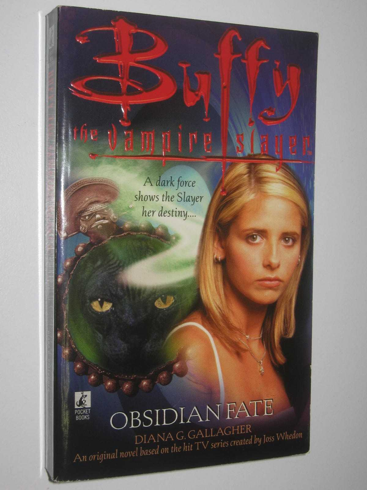 Image for Obsidian Fate - Buffy the Vampire Slayer Series