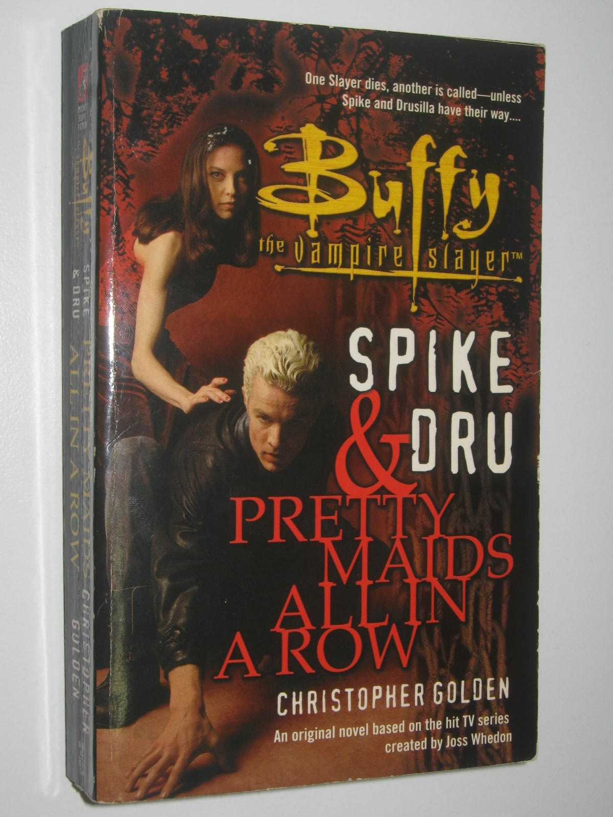 Image for Spike & Dru: Pretty Maids All in a Row