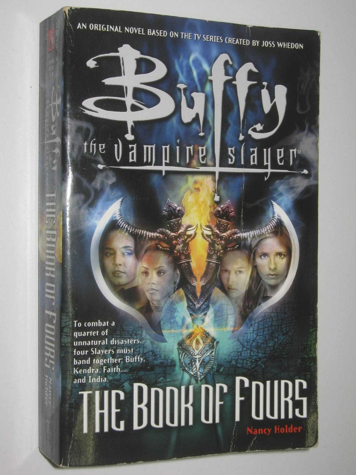 Image for The Book of Fours - Buffy the Vampire Slayer Series